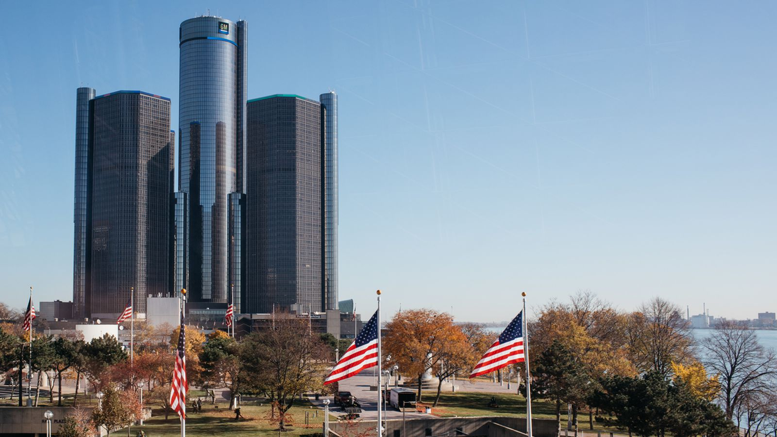 The Gm Renaissance Center Has An App To Help Visitors Find
