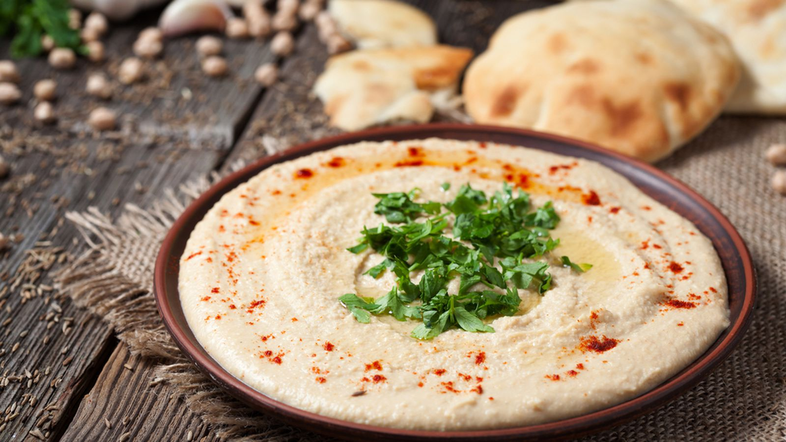 Приготовление Хумуса из Нута в Домашних Условиях 79
