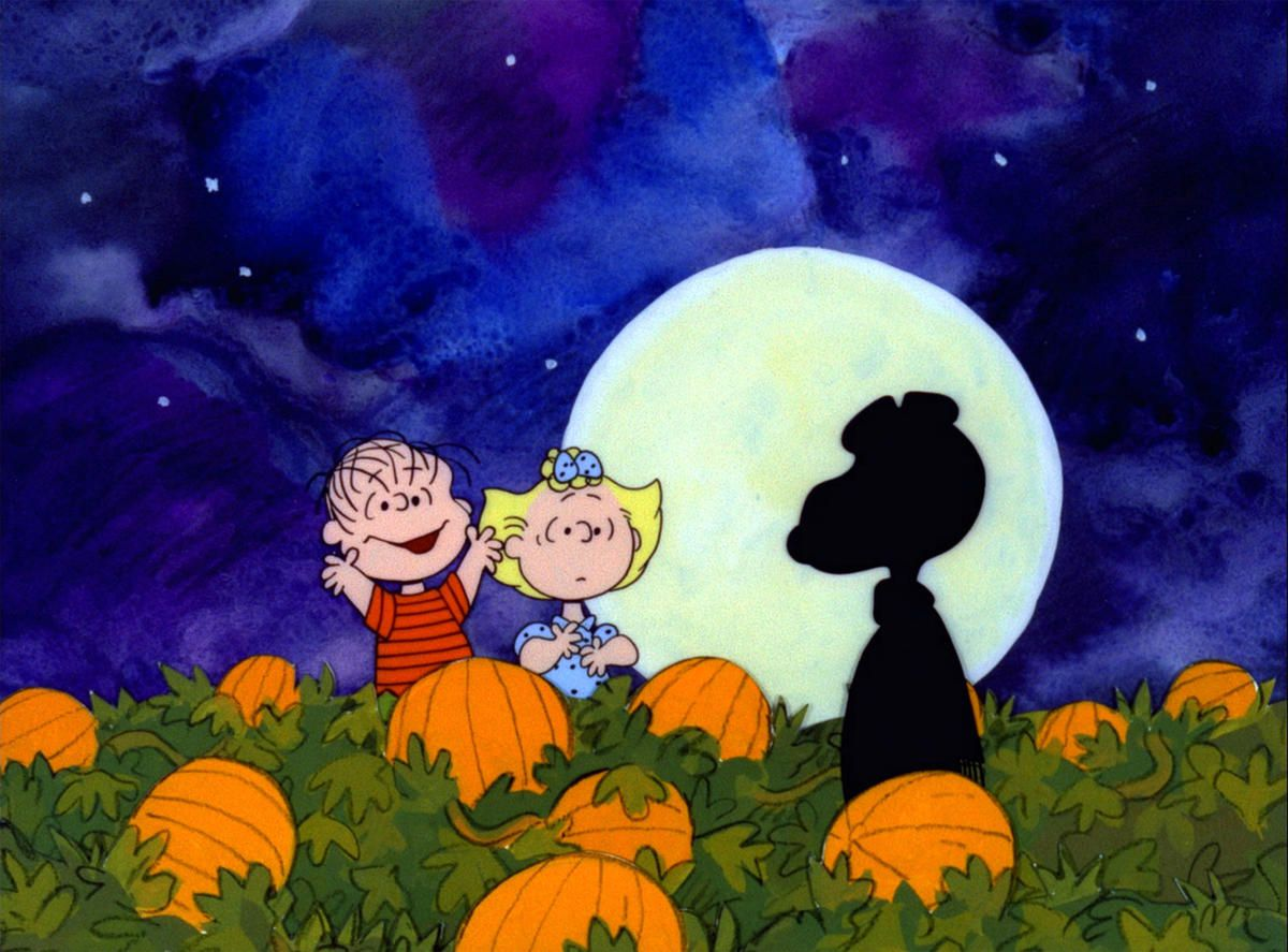 """""""It's the Great Pumpkin, Charlie Brown!"""""""