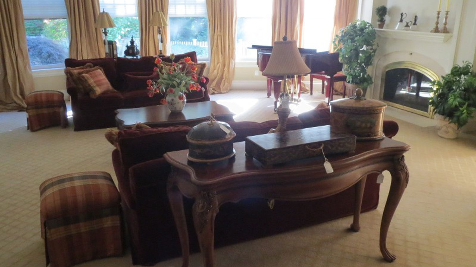 West Bloomfield Estate Sale Amazing Antique Dining Room