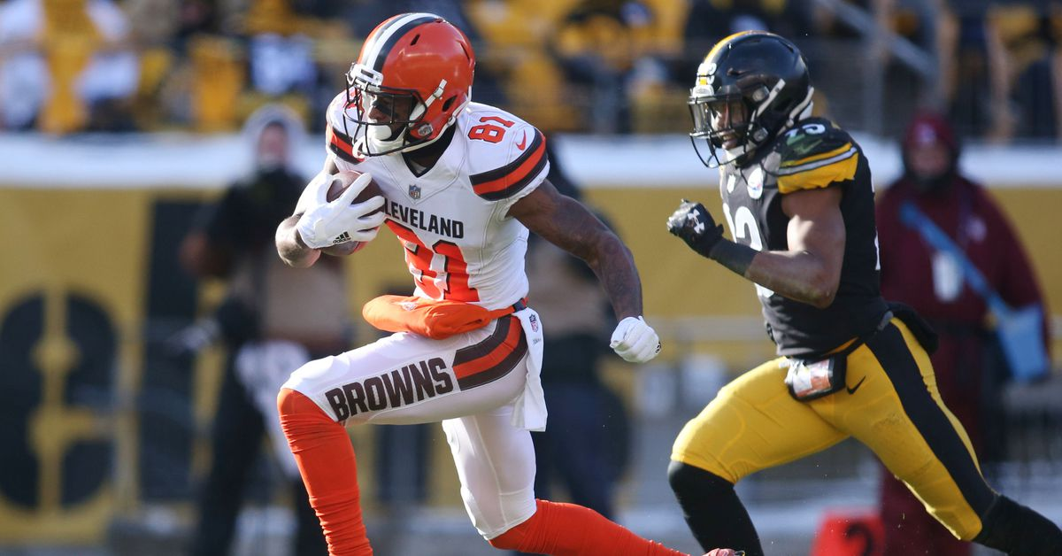 Usa Today Browns Offensive Snap Counts Stats Pff Notes Week
