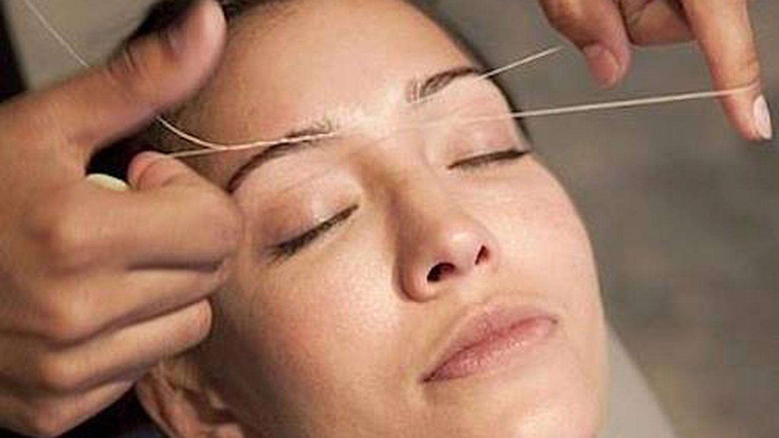 Как сделать так чтобы брови были ровными