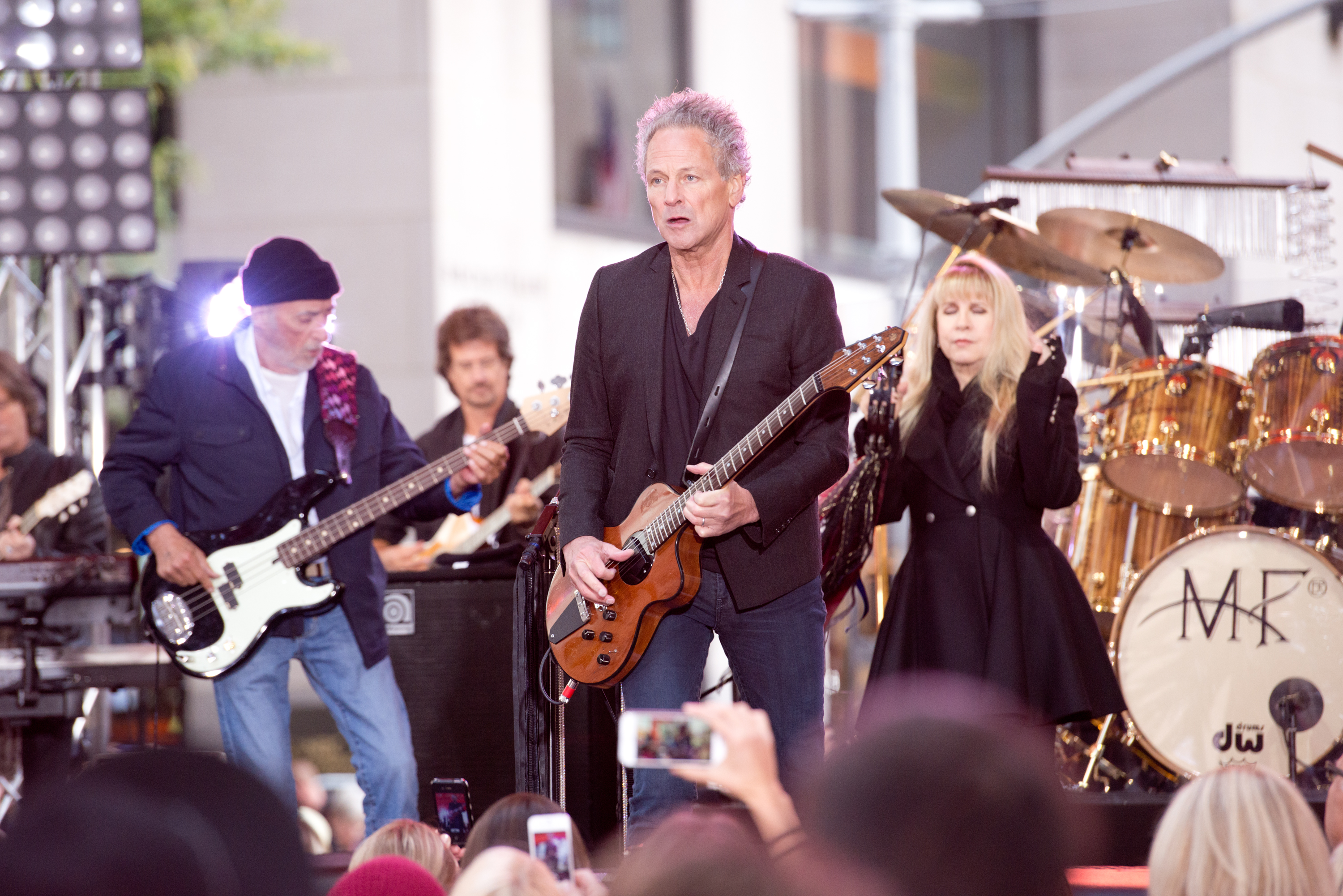 The 51st Grammy Awards  Lindsey Buckingham