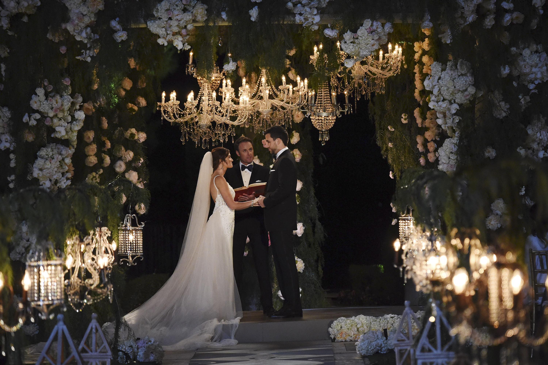 Marcia larson wedding