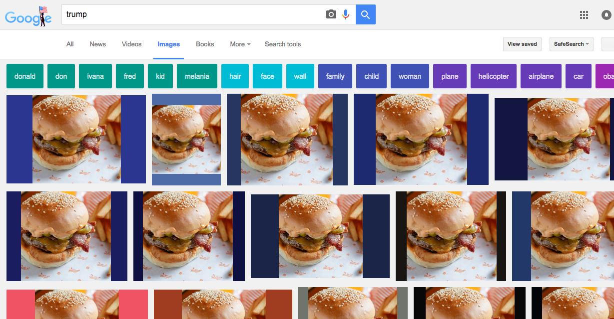 Make America Burger Again
