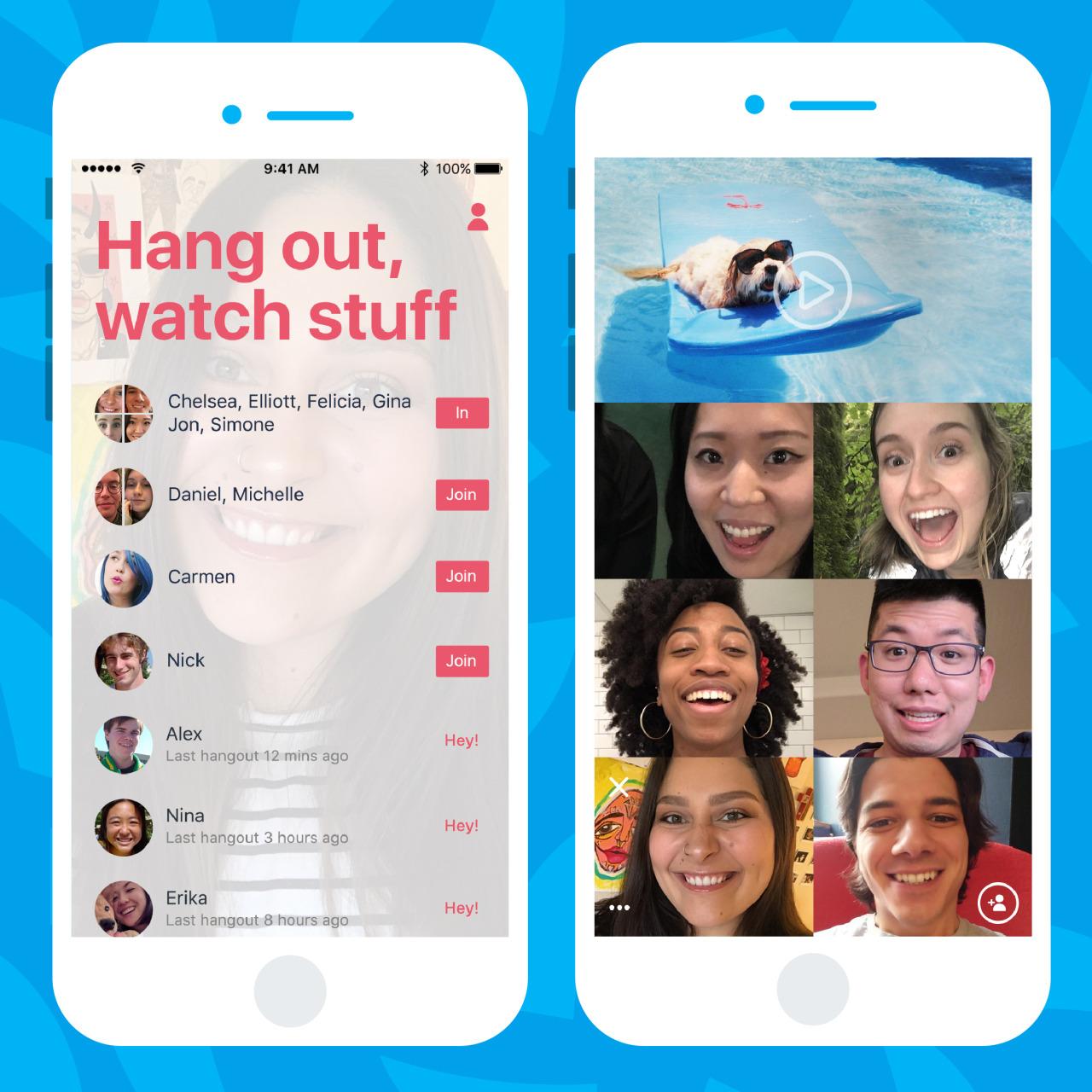 Cabana app screenshots