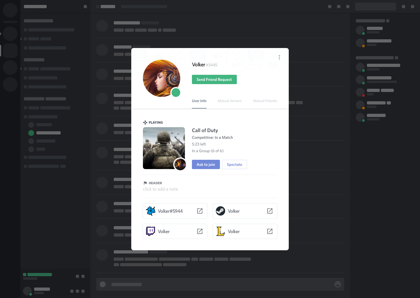 Techmeme: Discord launches Rich Presence SDK to let users easily