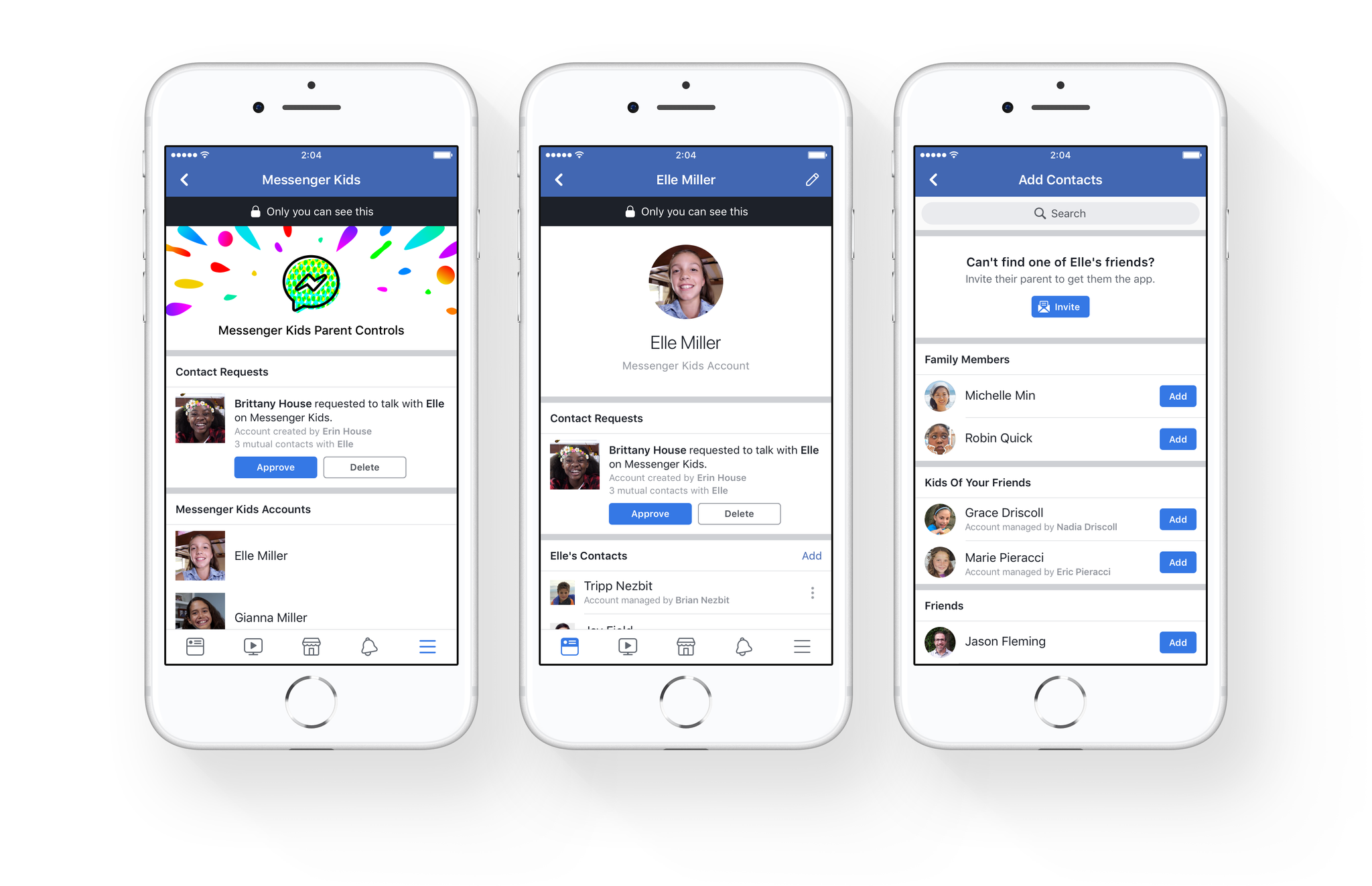 Techmeme: With Messenger Kids' launch, Facebook doesn't share how it
