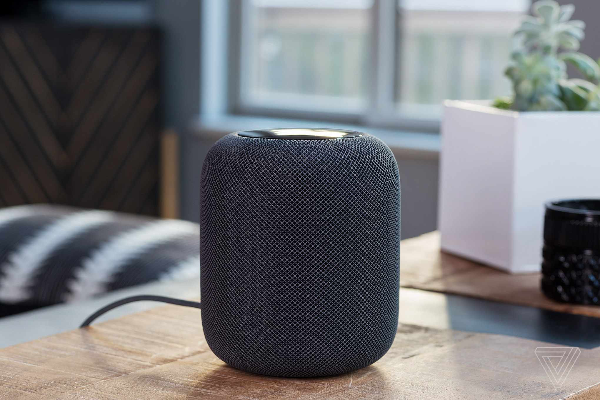 Homepod in a room