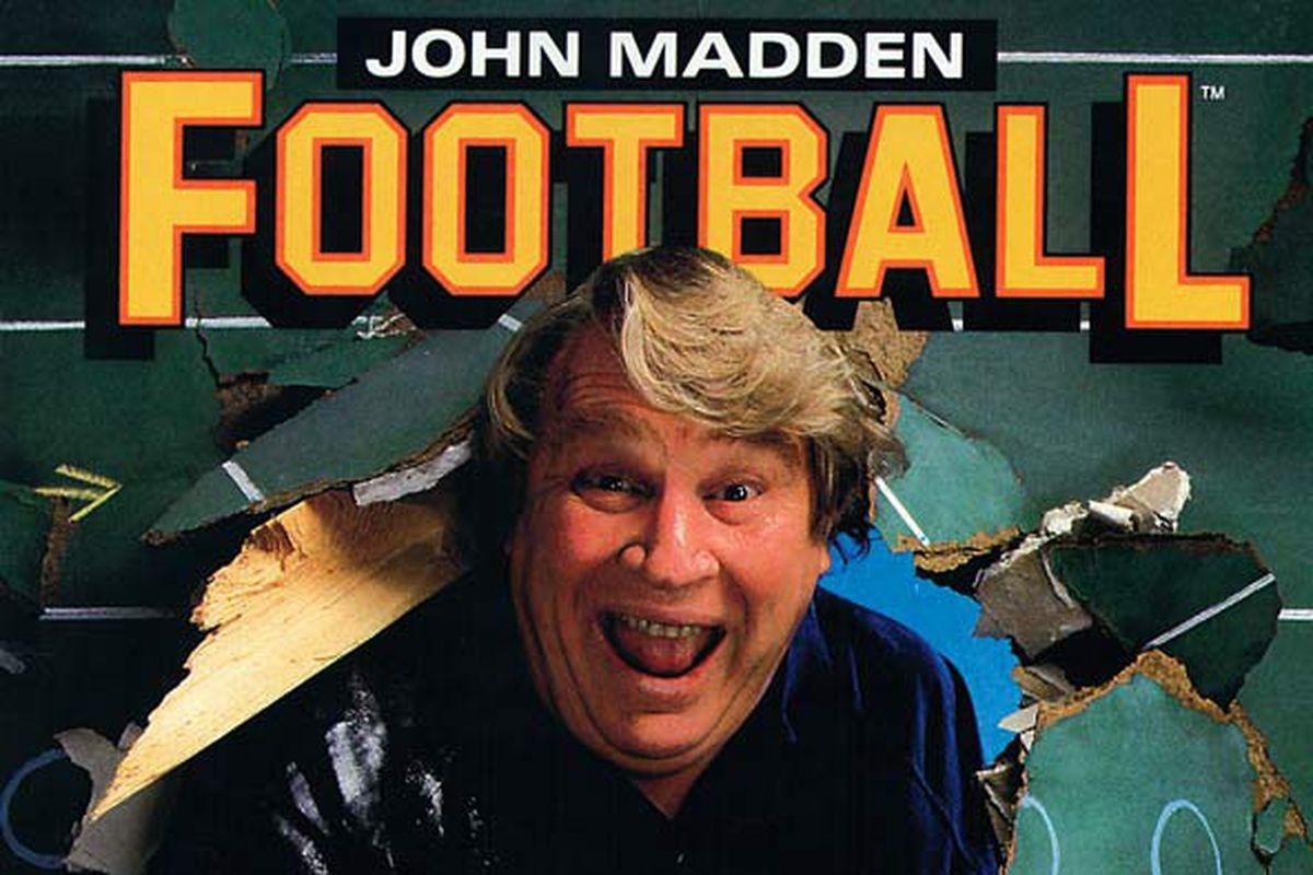John Madden Football cover