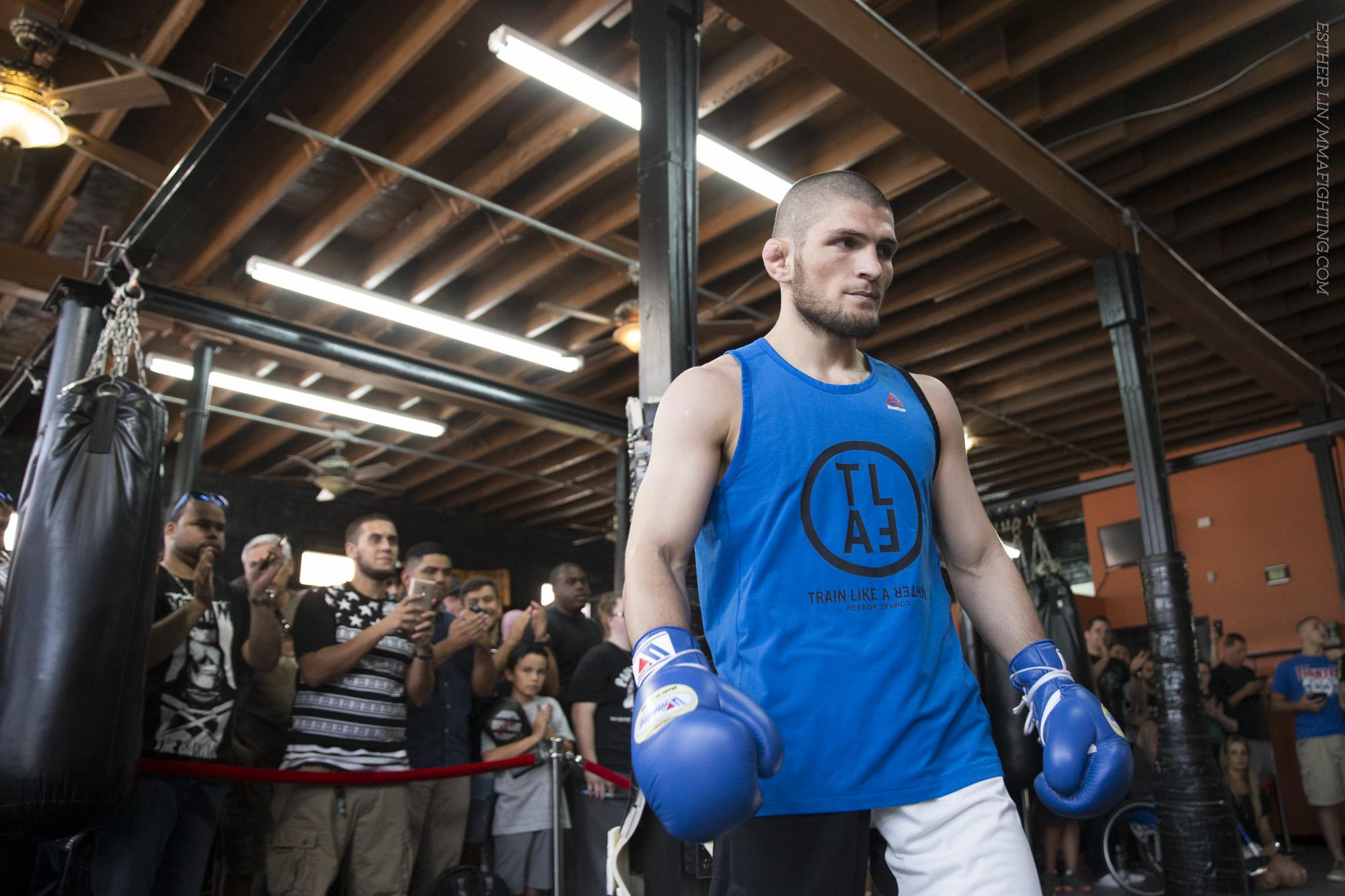 UFC on FOX 19 Open Workout Photos