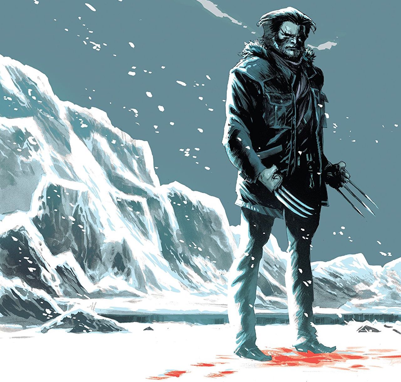 wolverine the long night comic adaptation