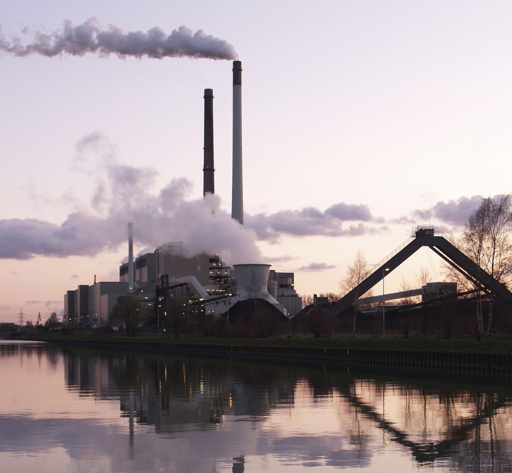 coal plant - Arnold Paul / wikimedia commons