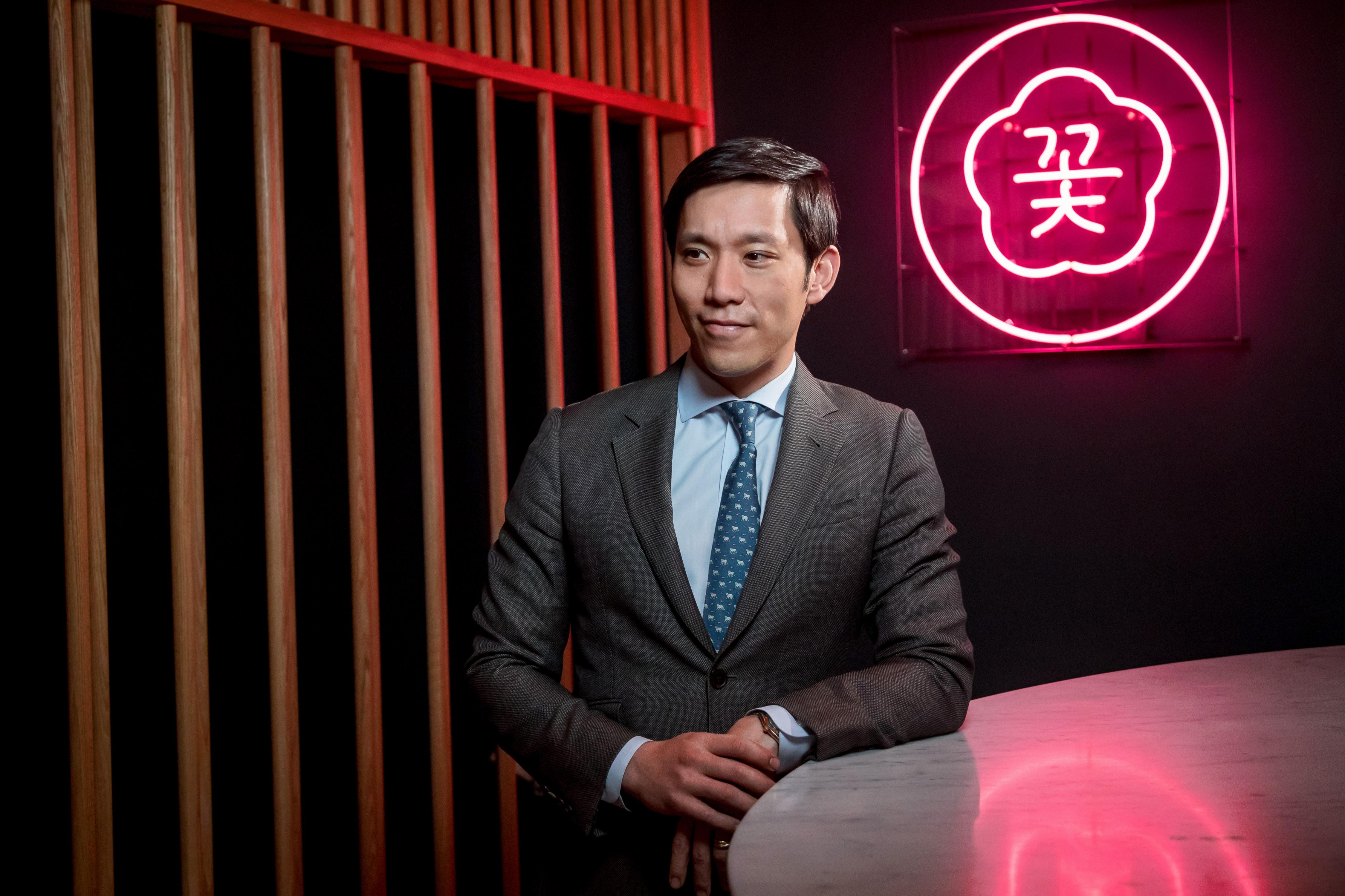 Simon Kim at Cote