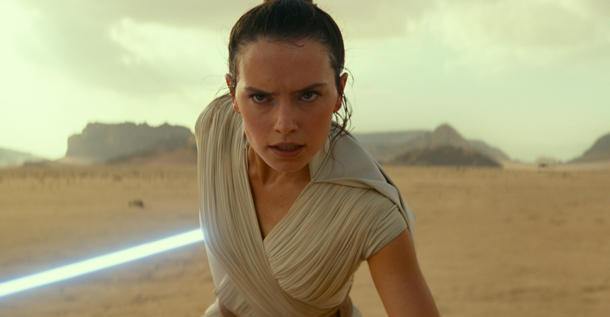 Star Wars: The Rise of Skywalker, Rey