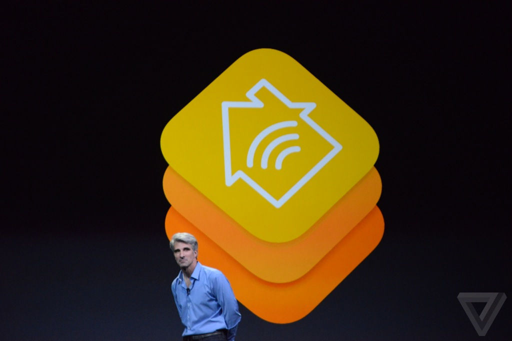 Gallery Photo: Apple HomeKit photos
