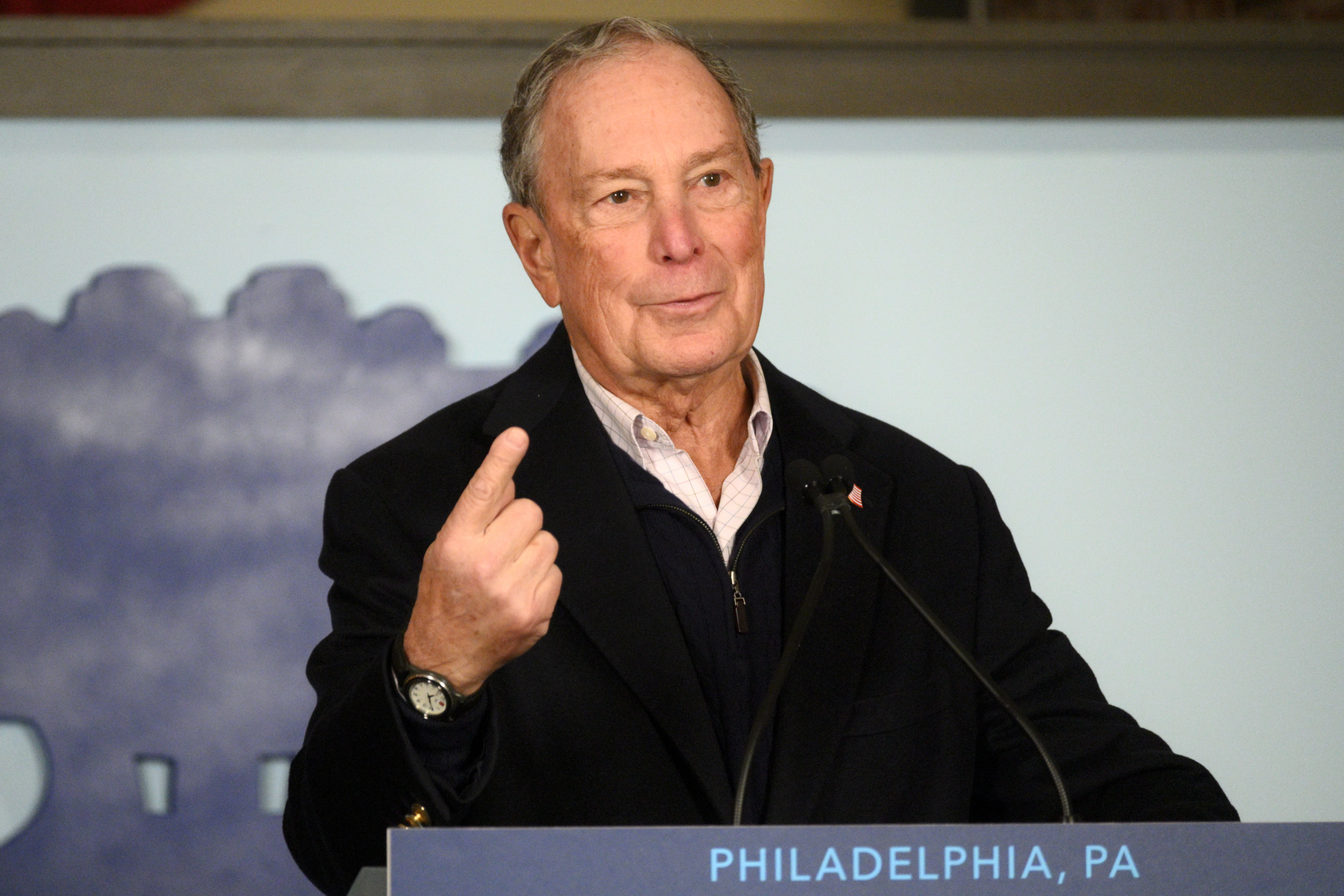 Bloomberg Opens Campaign Office in Philadelphia