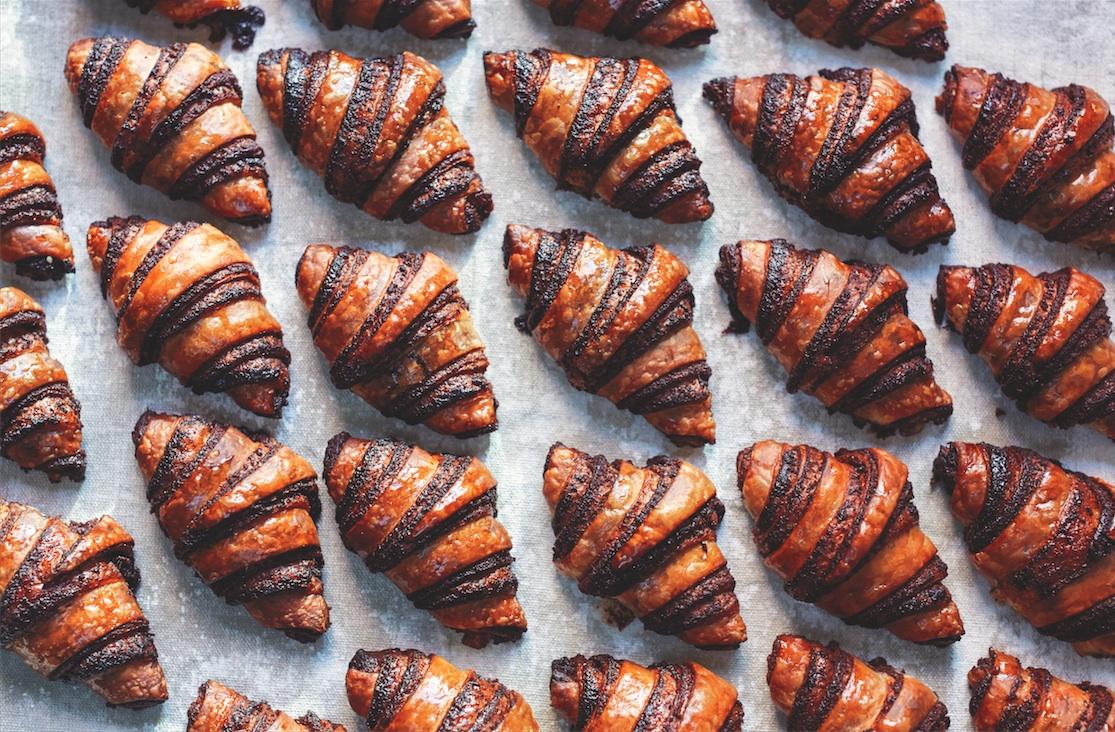 Breads Bakery rugelach