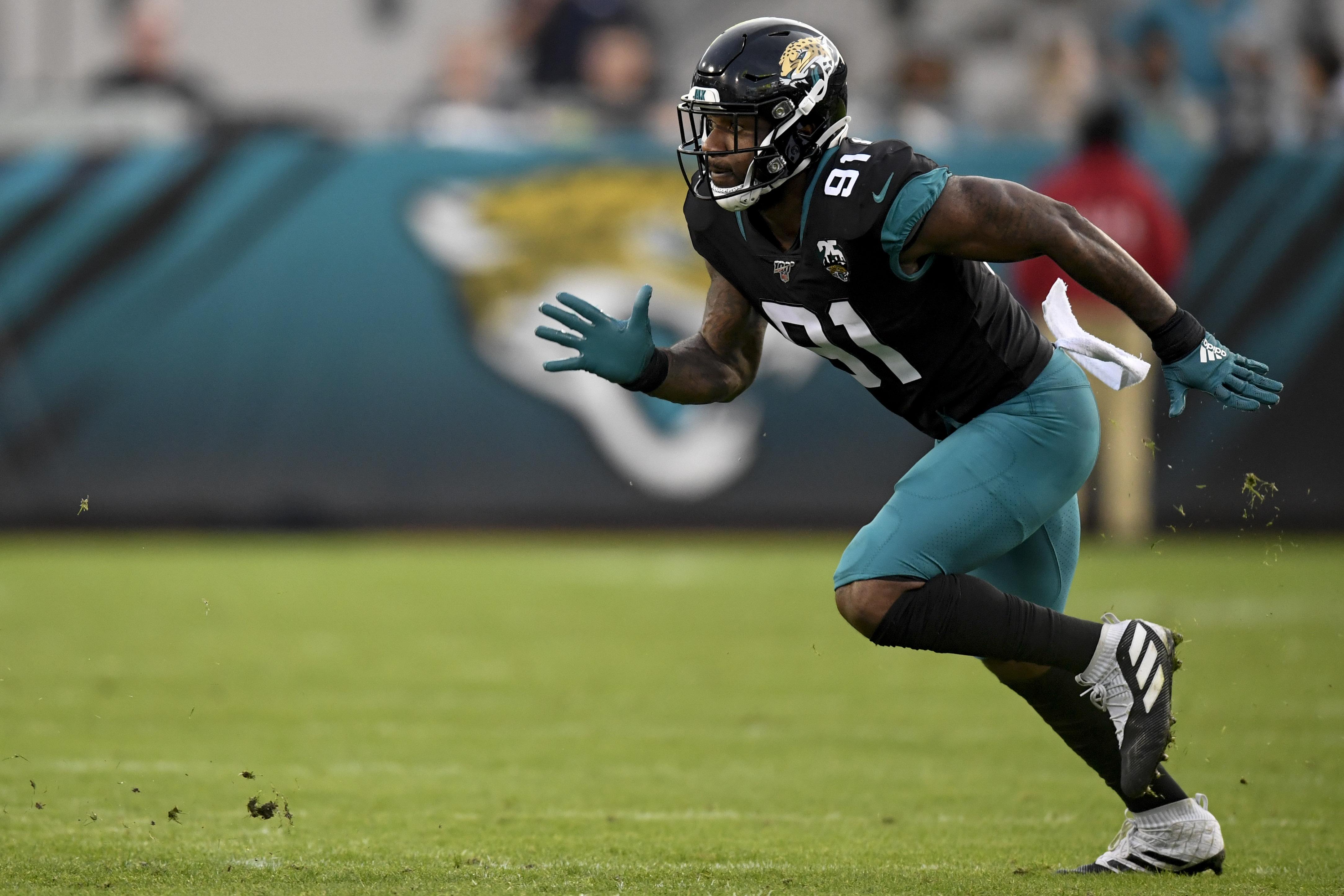 NFL:杰克逊维尔美洲虎的印第安纳波利斯小马队