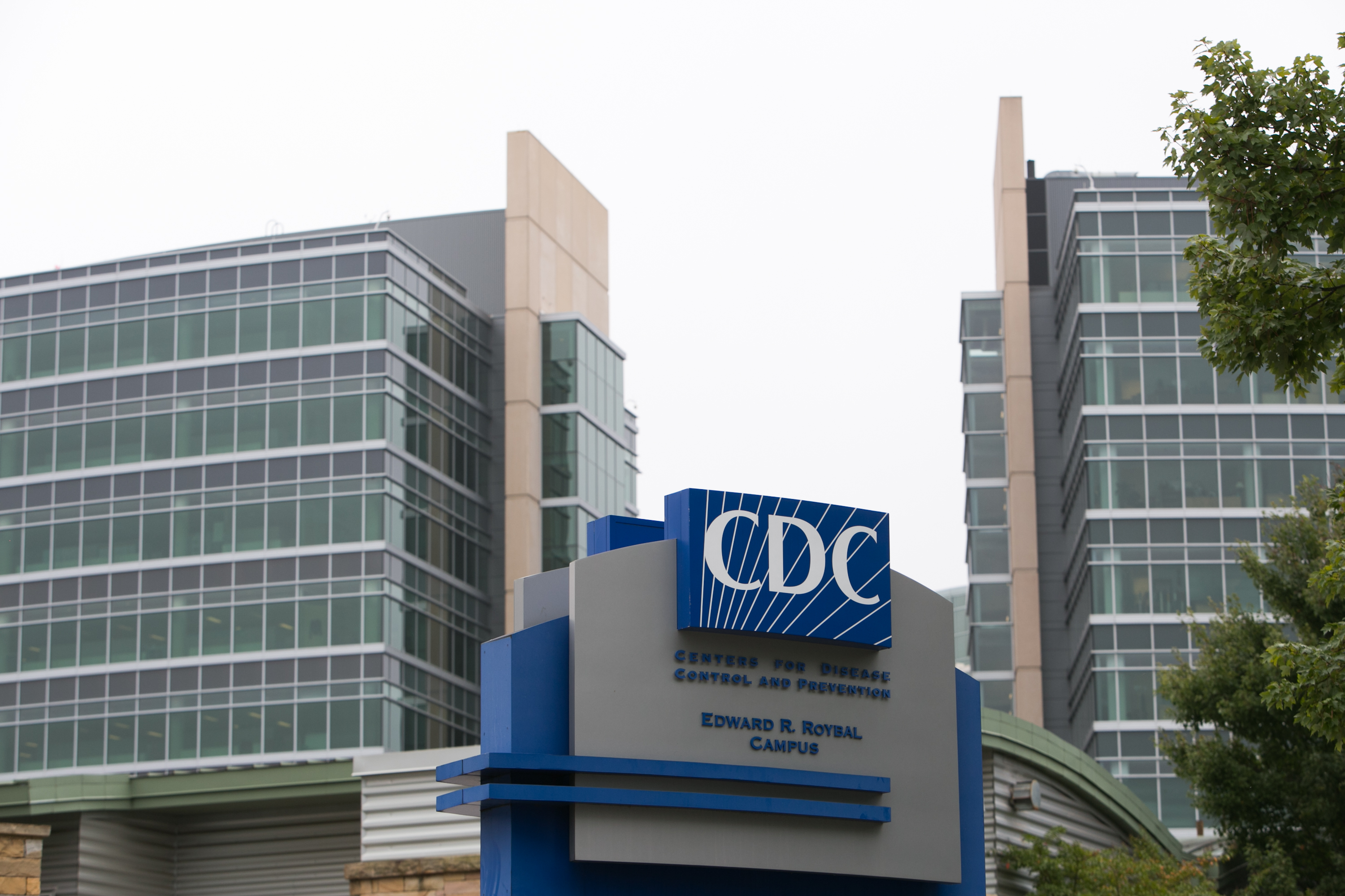 CDC headquarters in Atlanta