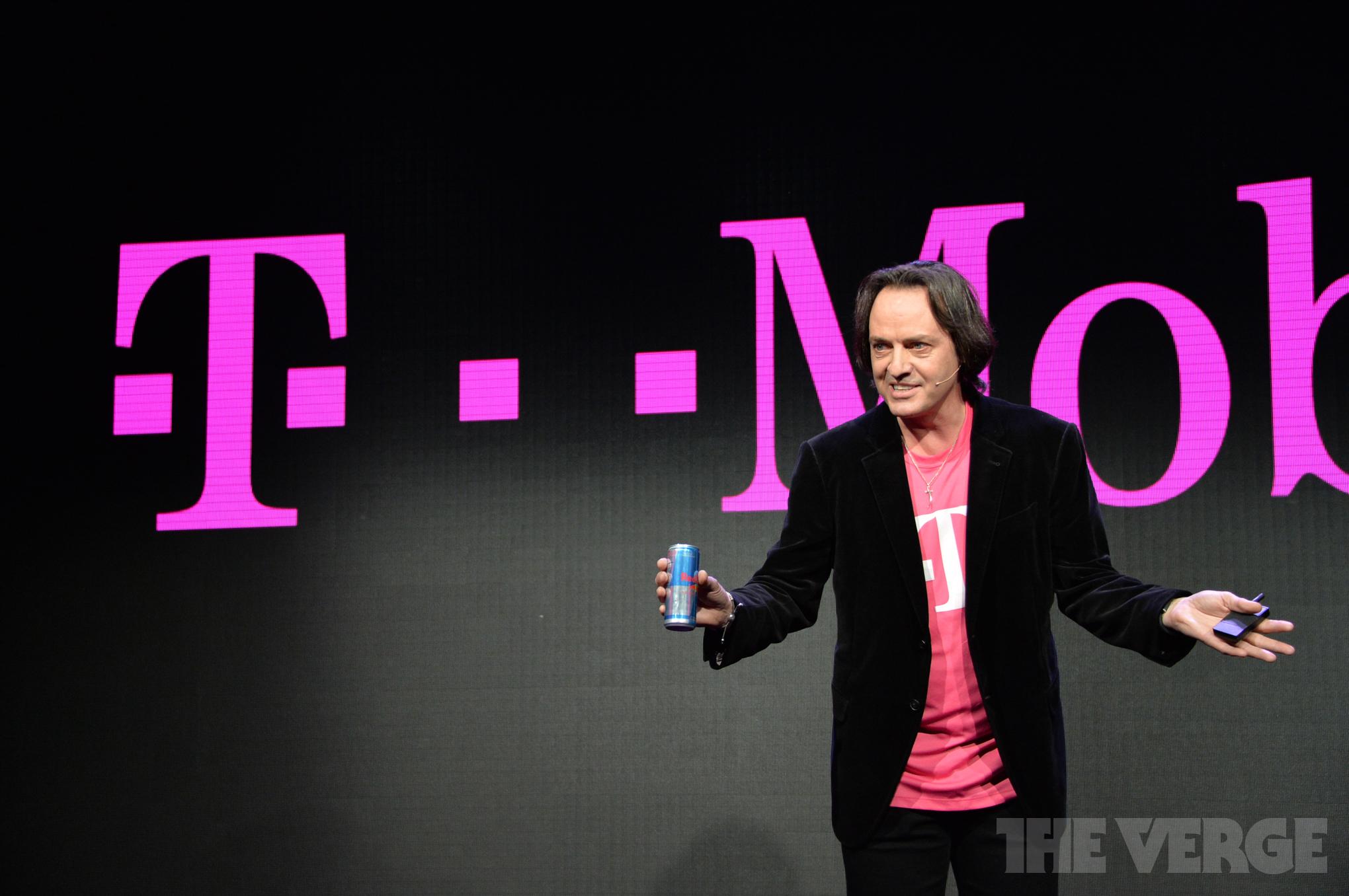 John Legere T-Mobile (STOCK)