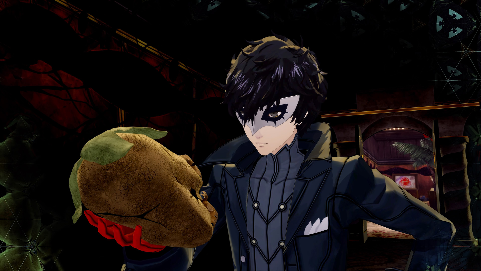 Persona 5 Royal Shido's palace Will Seeds of Pride locations guide