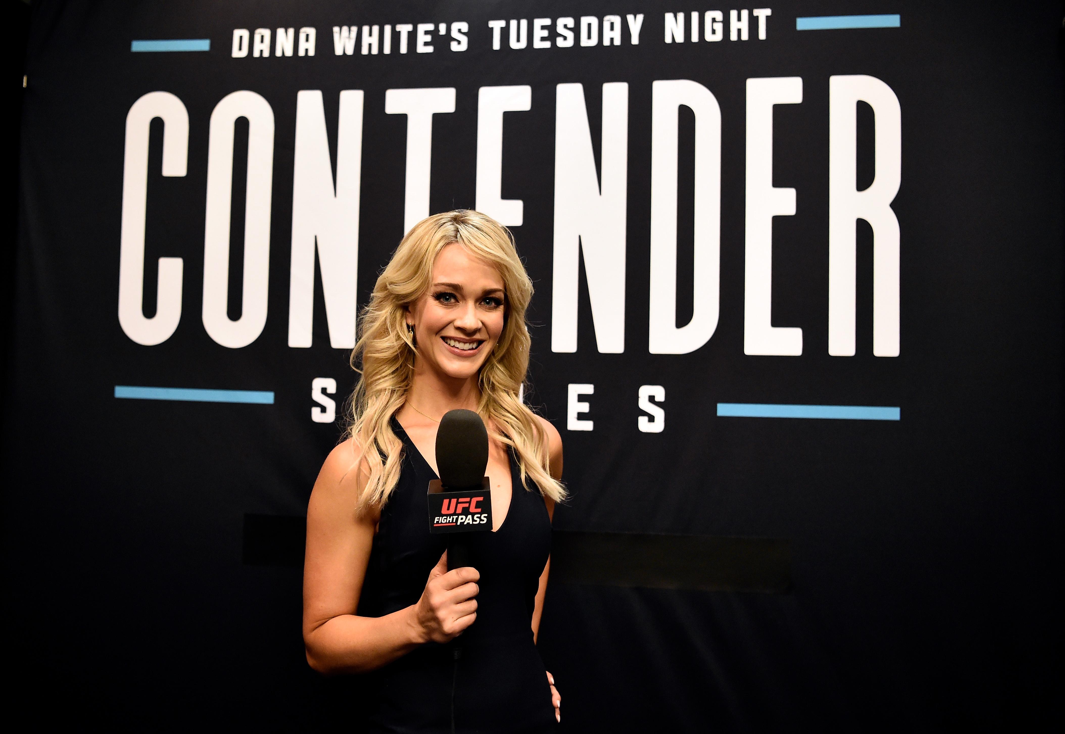 Dana White's Tuesday Night Contender Series: Holland v Santiago