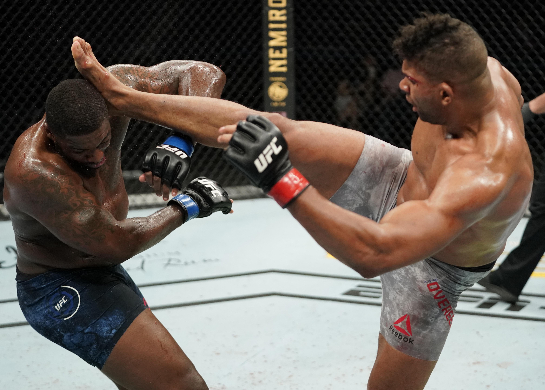UFC Fight Night: Overeem v Harris