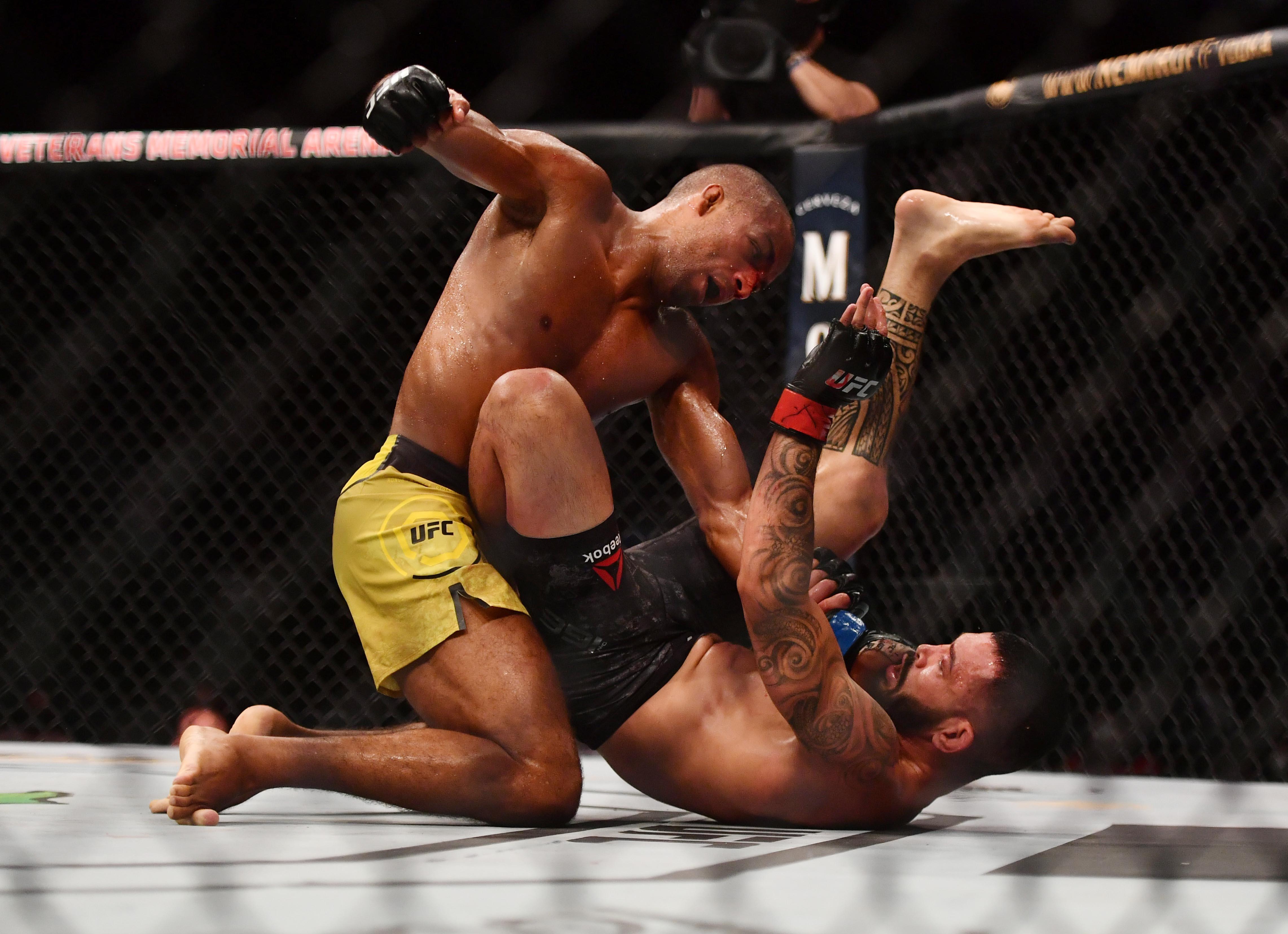 MMA: UFC Fight Night-Ige vs Barboza