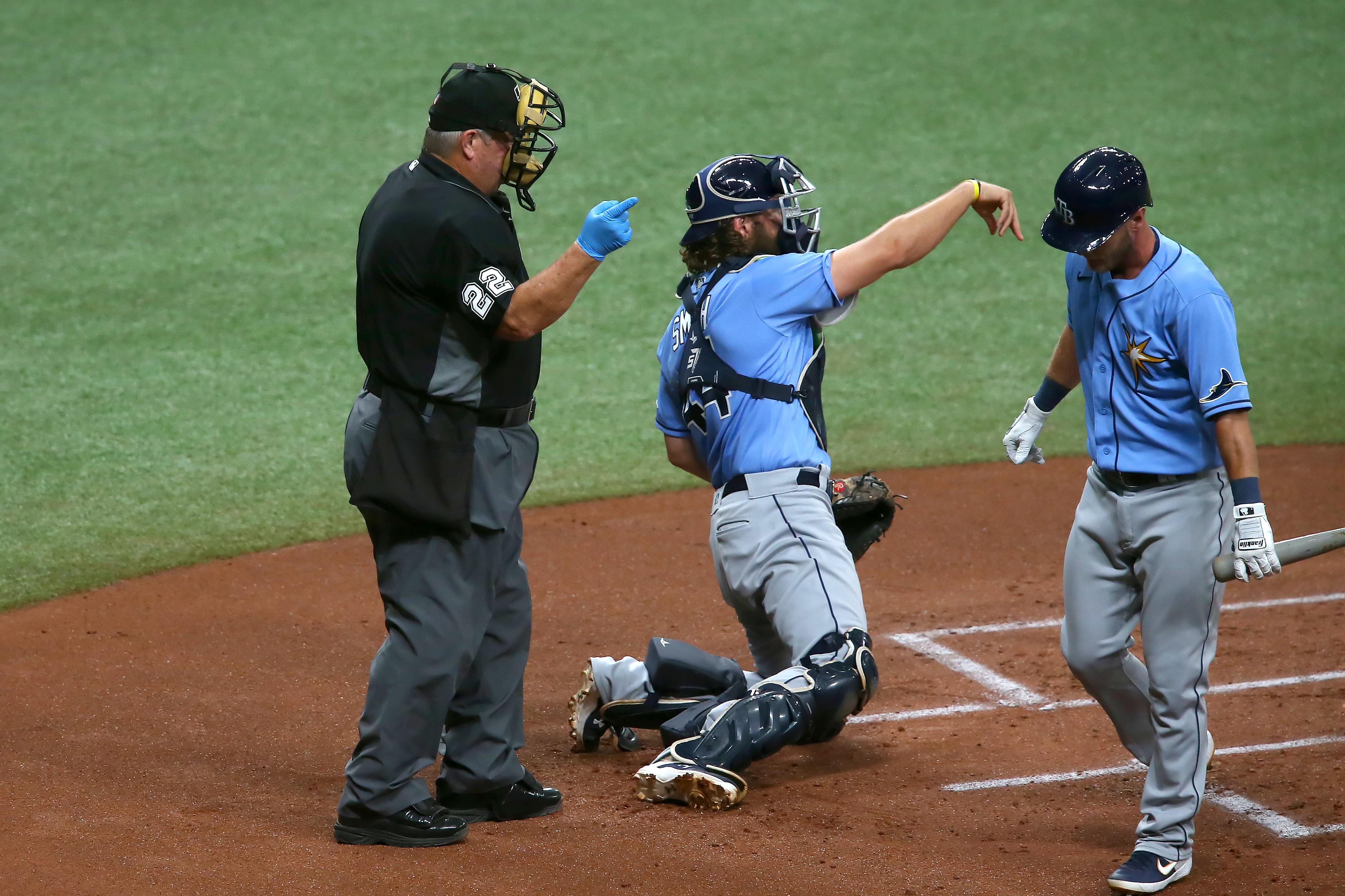 MLB: JUL 13 Rays Summer Camp