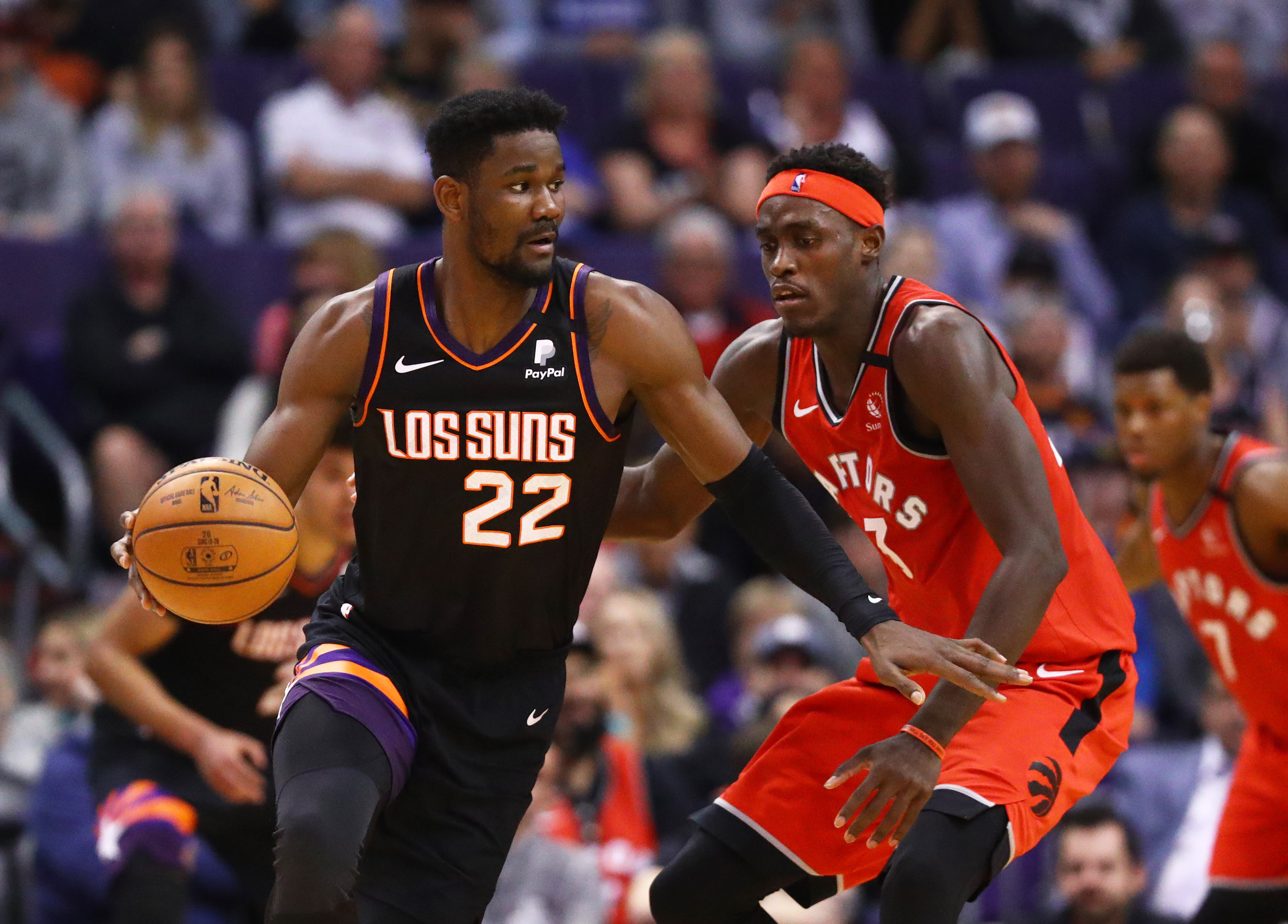 NBA: Toronto Raptors at Phoenix Suns