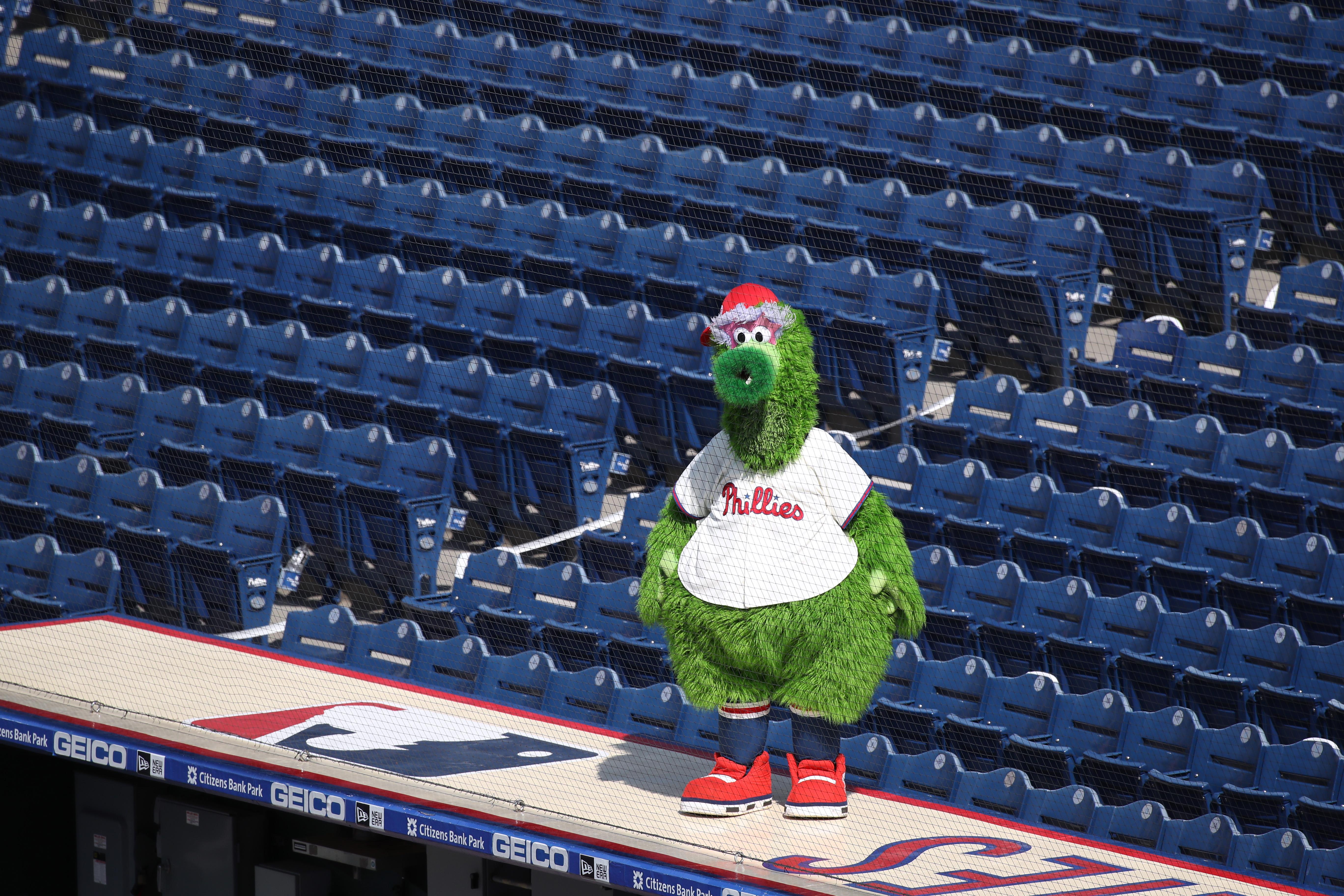 MLB: JUL 26 Marlins at Phillies