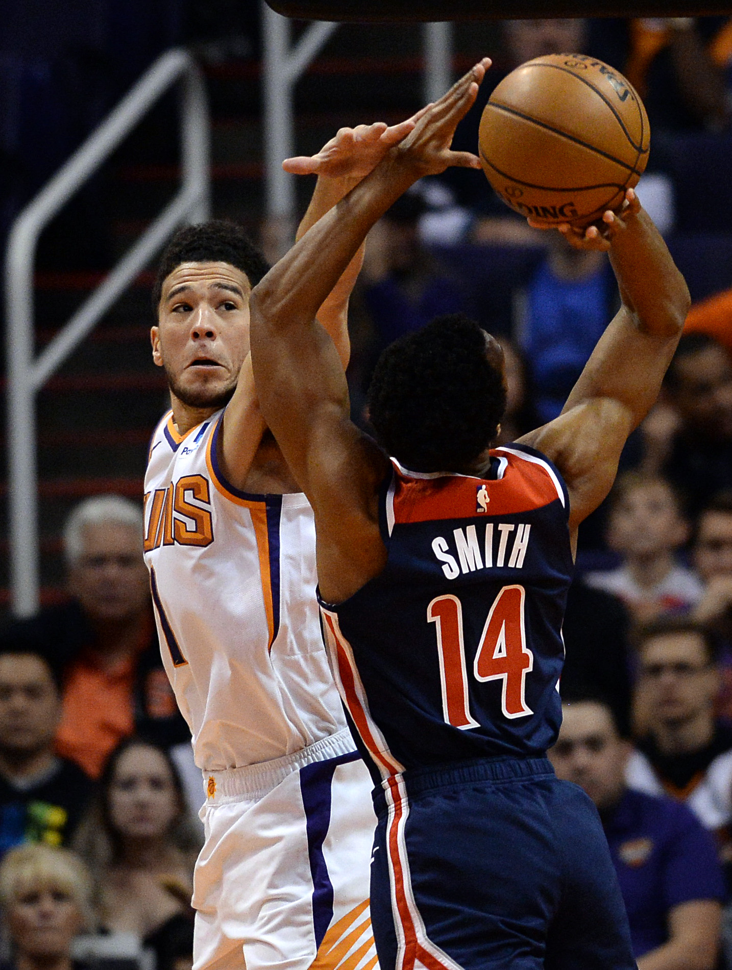 NBA: Washington Wizards at Phoenix Suns
