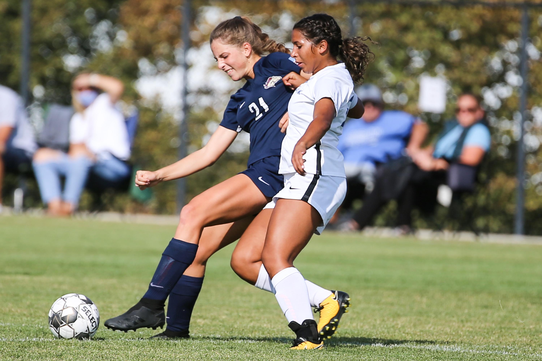 Herriman takes on Bingham during a high school girls soccer game at Herriman High School in Herriman on Thursday, Oct. 1, 2020.