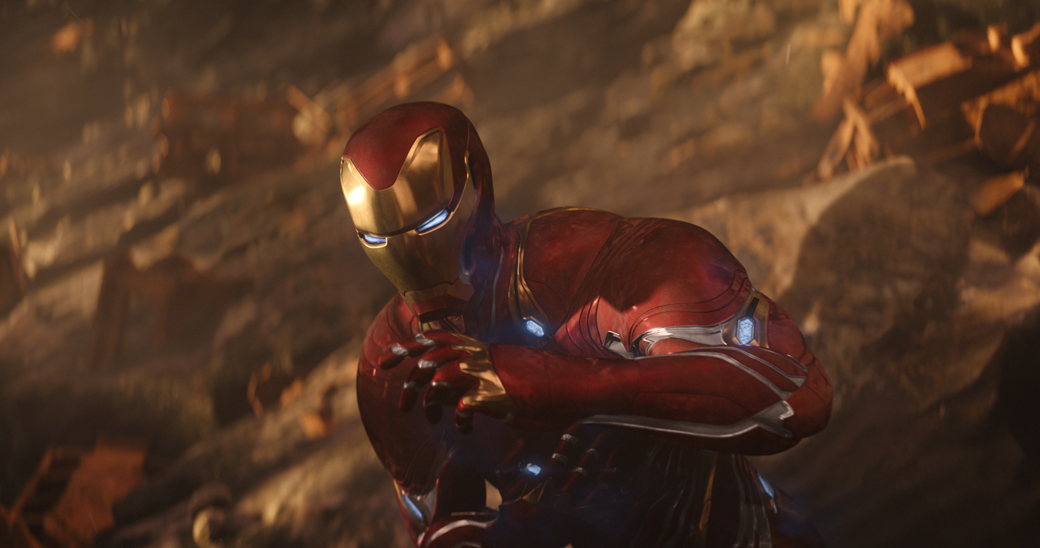 Marvel Studios' AVENGERS: INFINITY WAR Iron Man (Robert Downey Jr.) Photo: Film Frame ©Marvel Studios 2018