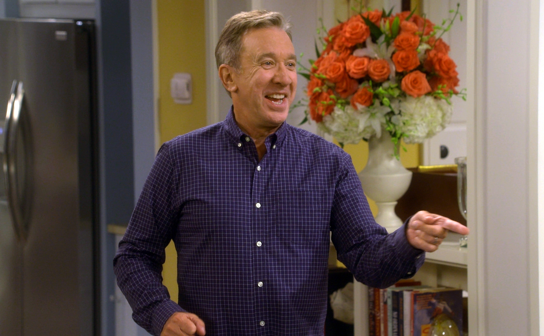 """This image released by Fox shows Tim Allen in a scene from """"Last Man Standing."""""""