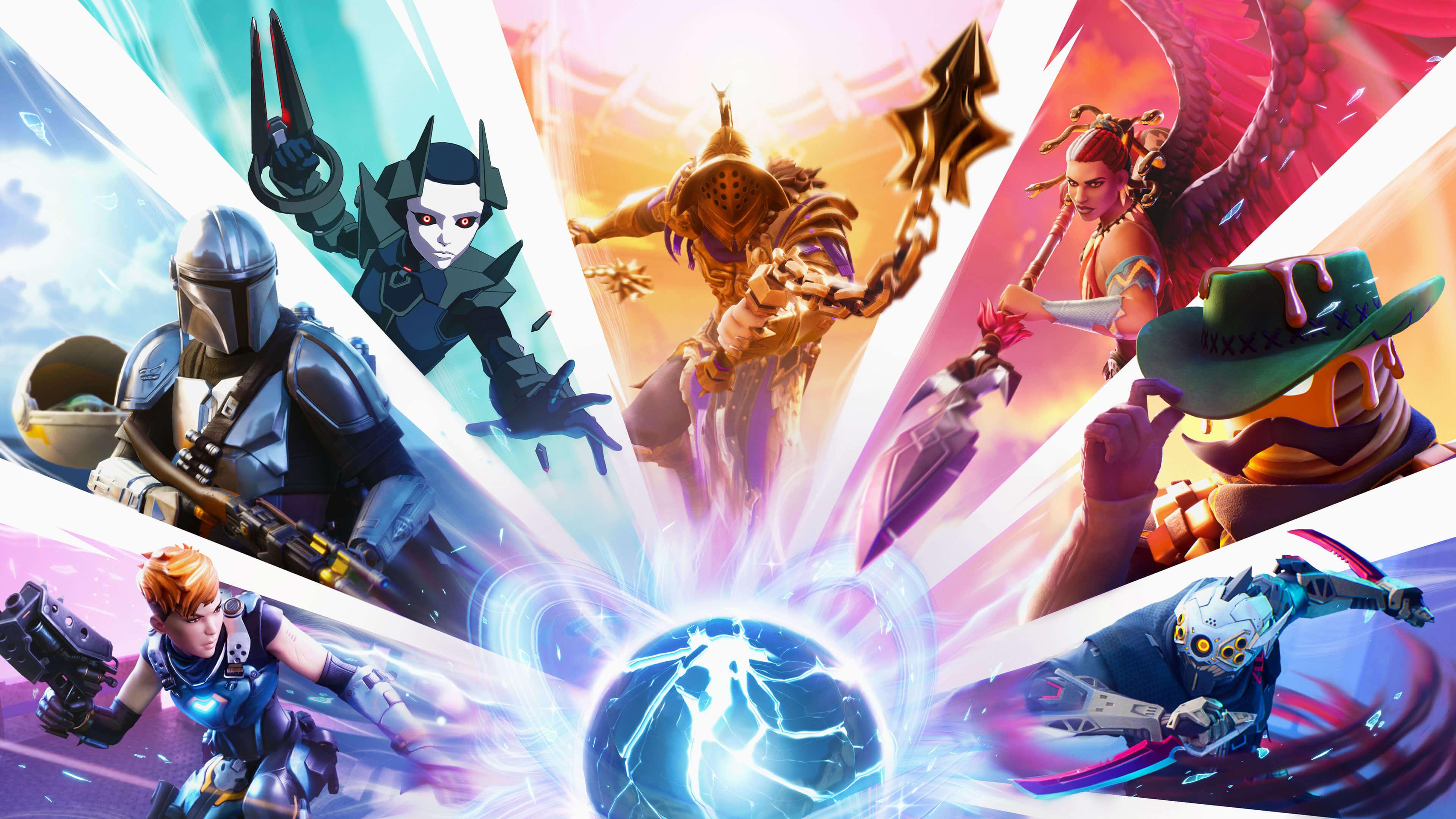 Fortnite chapter 2 season 5 artwork