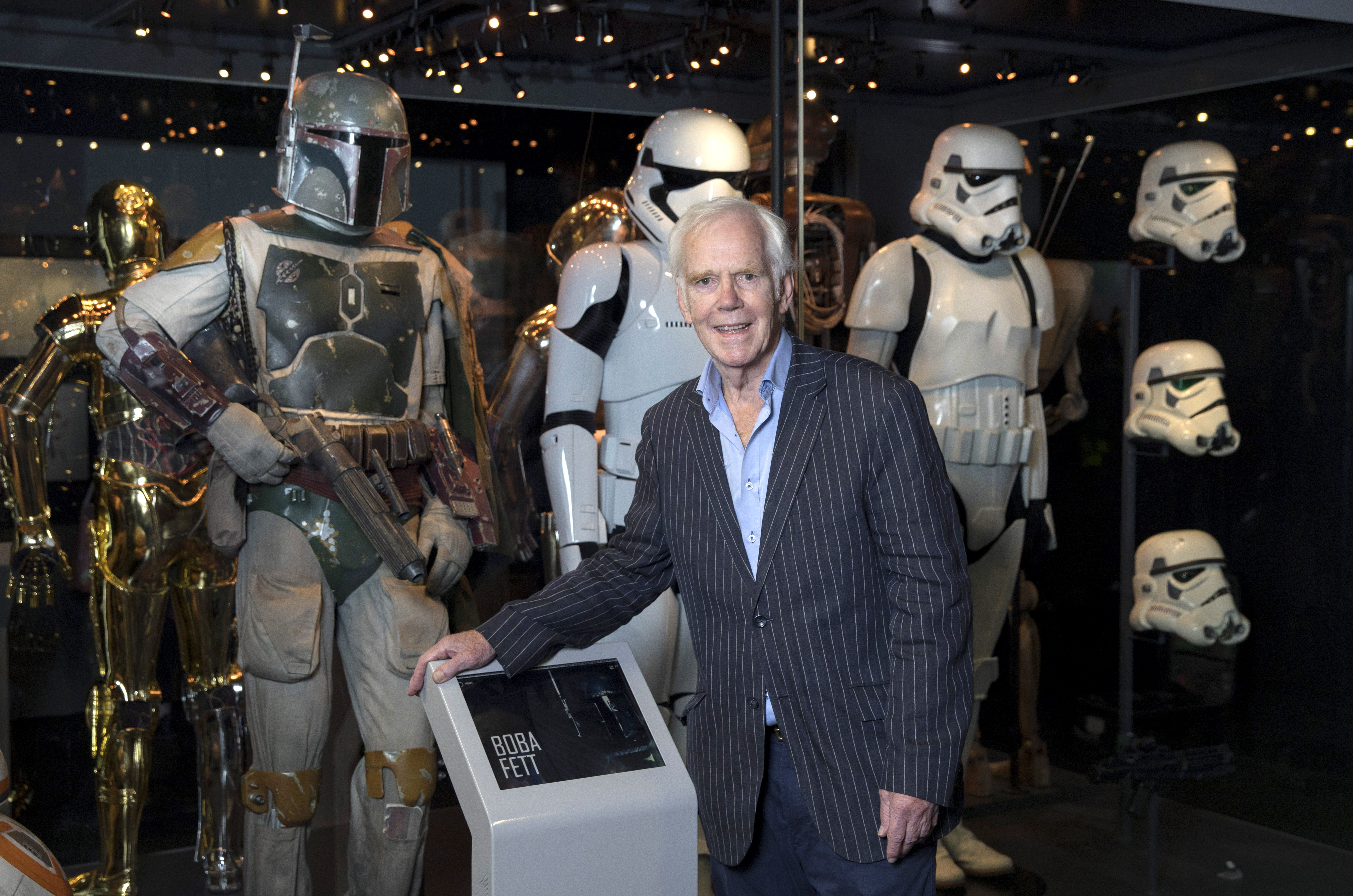 """""""Star Wars Identities: The Exhibition"""" Photocall"""