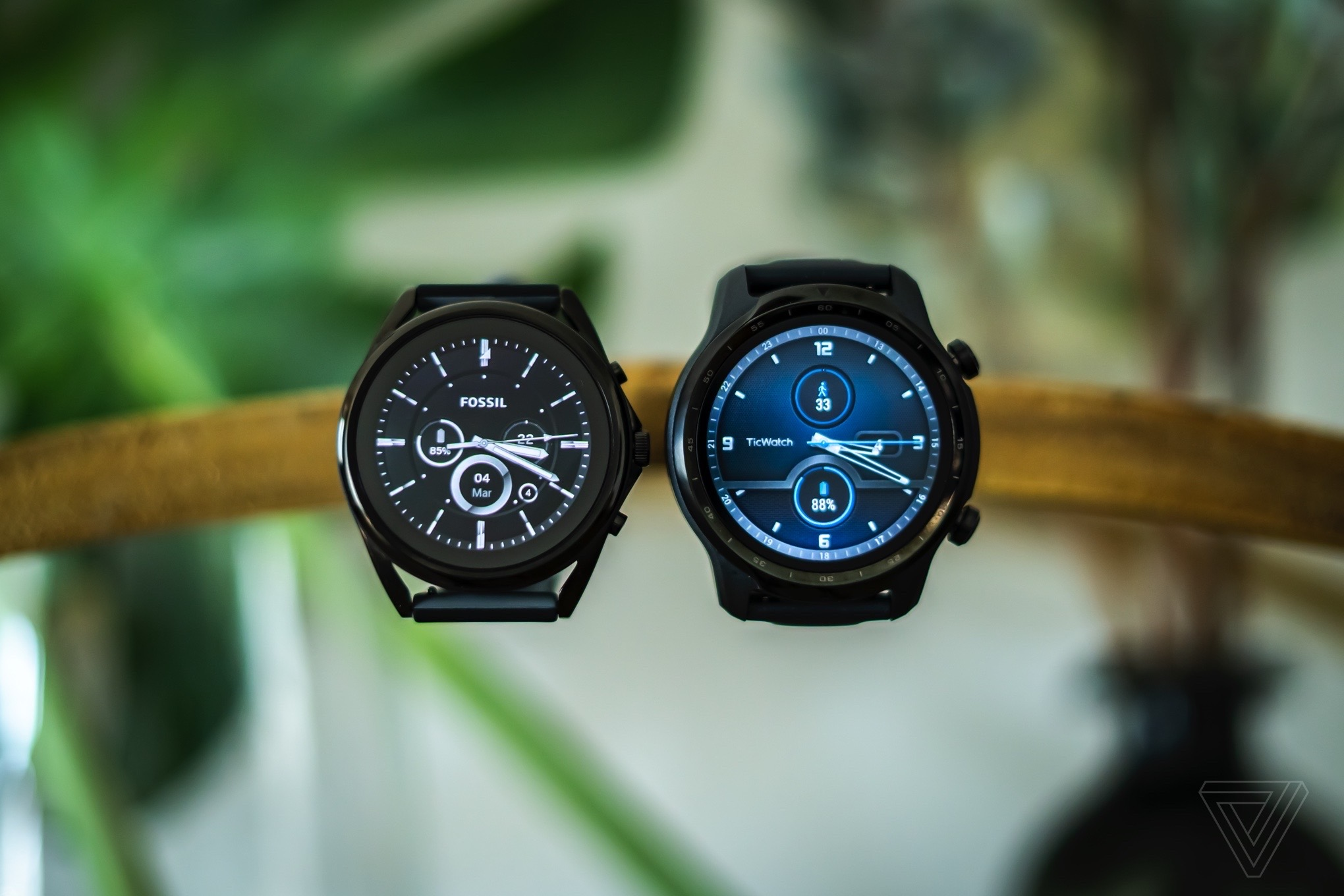 The Fossil Gen 5 LTE and Mobvoi TicWatch Pro 3