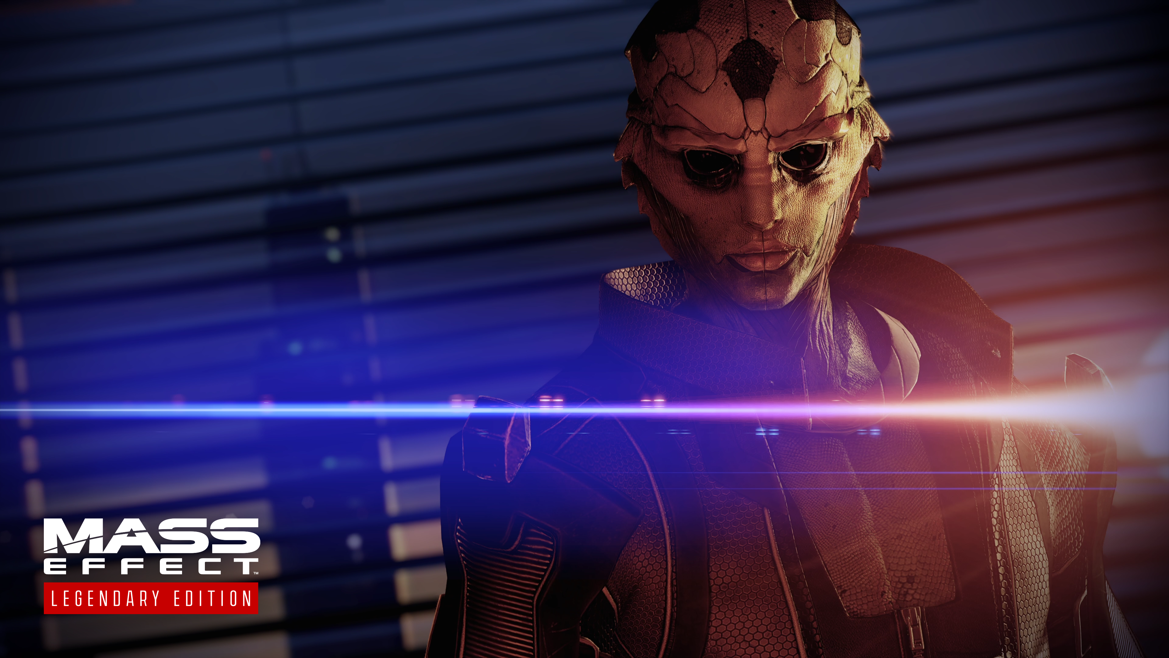 Thane Krios in Mass Effect Legendary Edition