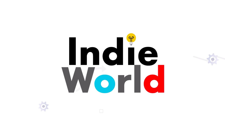 Logo for Nintendo's Indie World