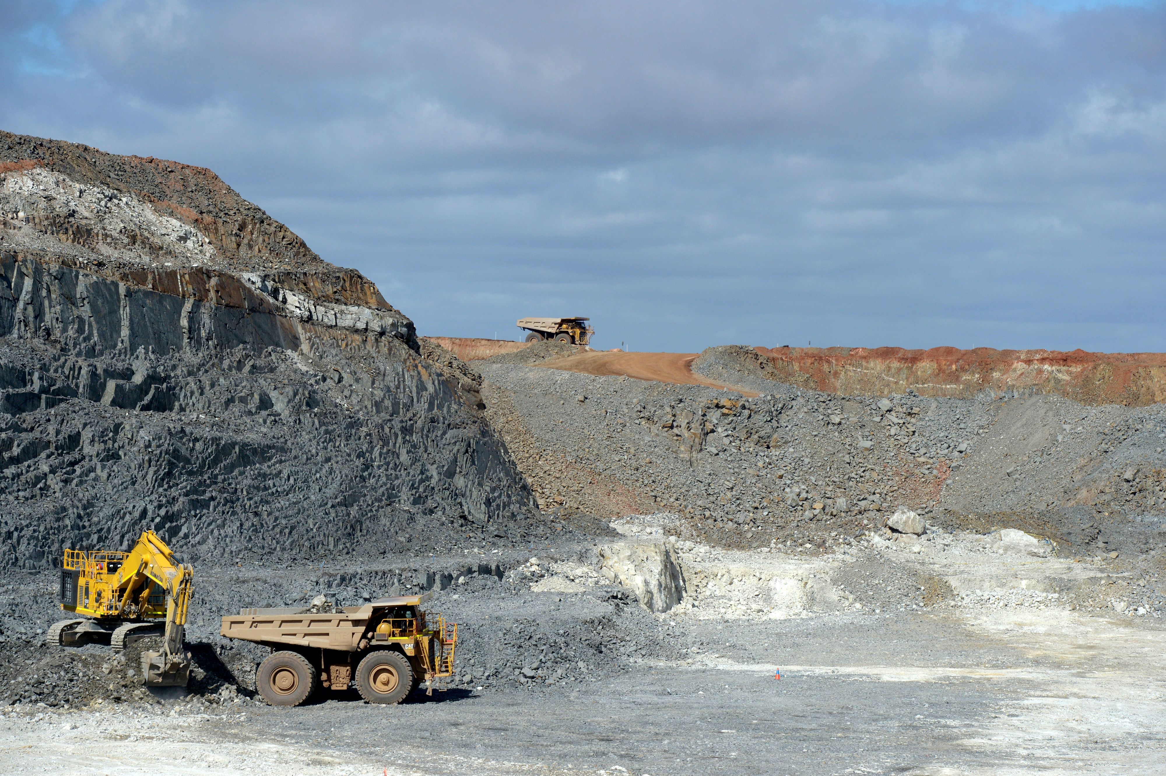 Operations At Bald Hill Lithium Mine As Lithium Sector's Newest Exporter Sees No Threat of an Oversupply