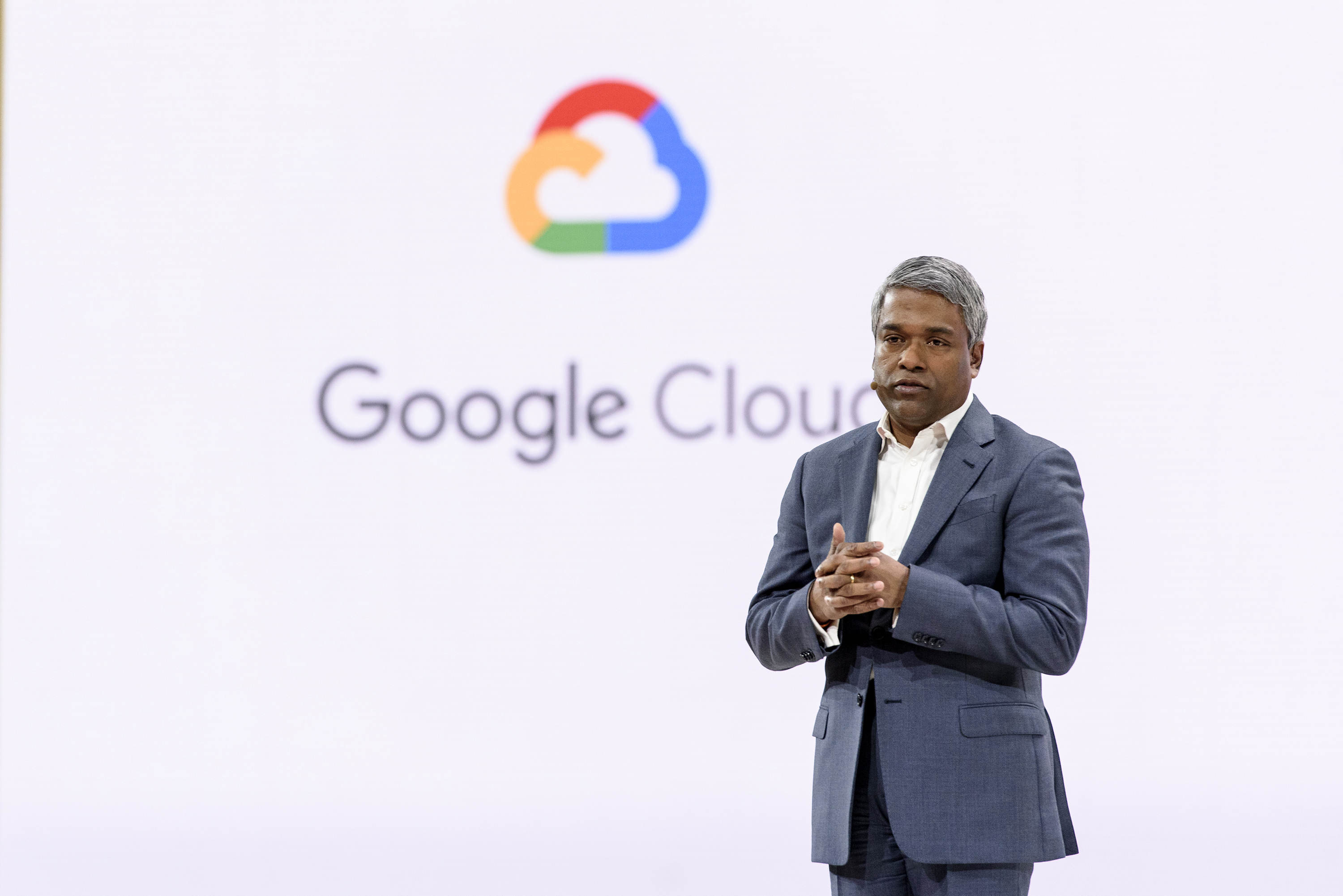 Key Speakers At Google Cloud Next '19 Conference