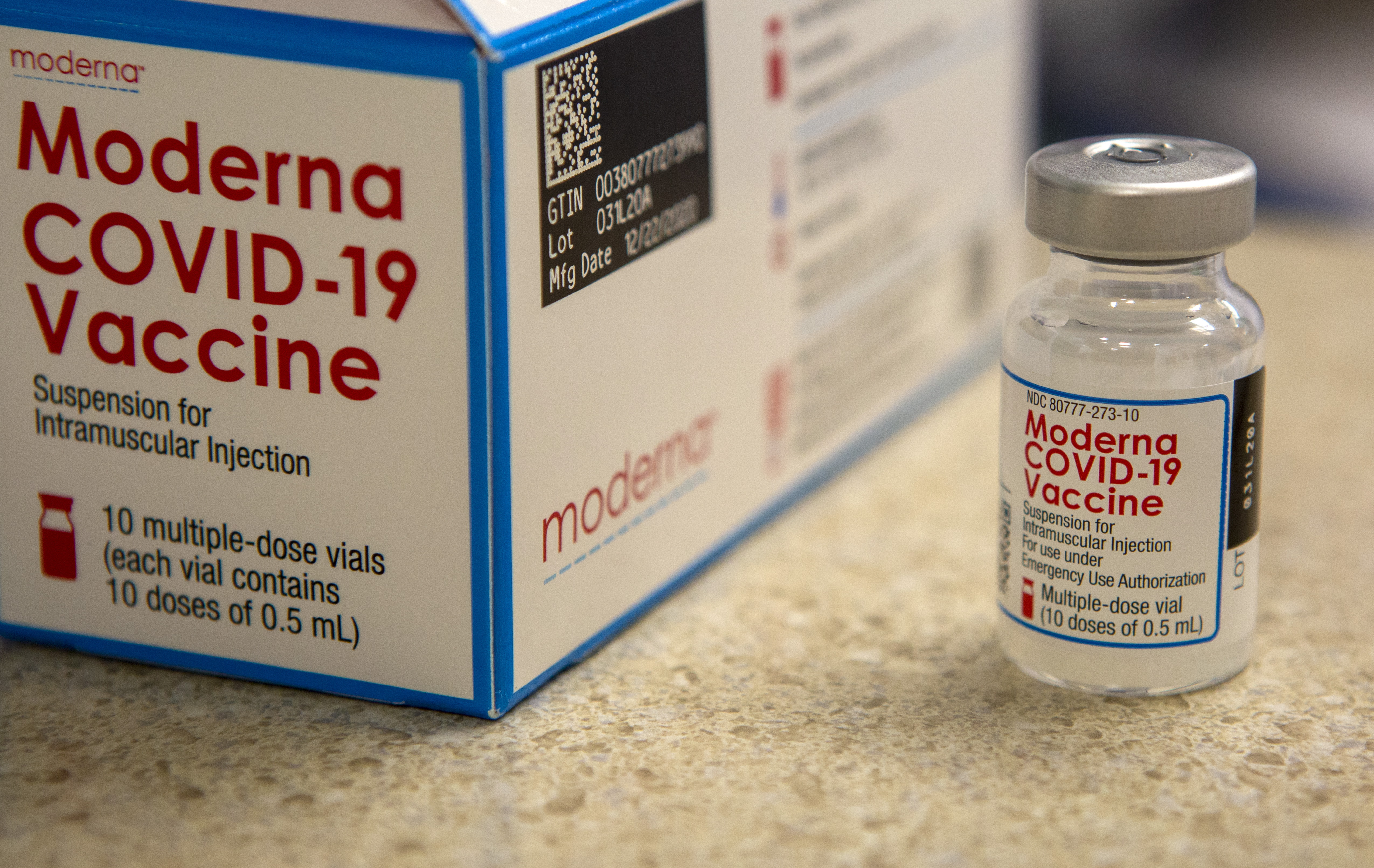 Covid-19 Vaccinations in USA