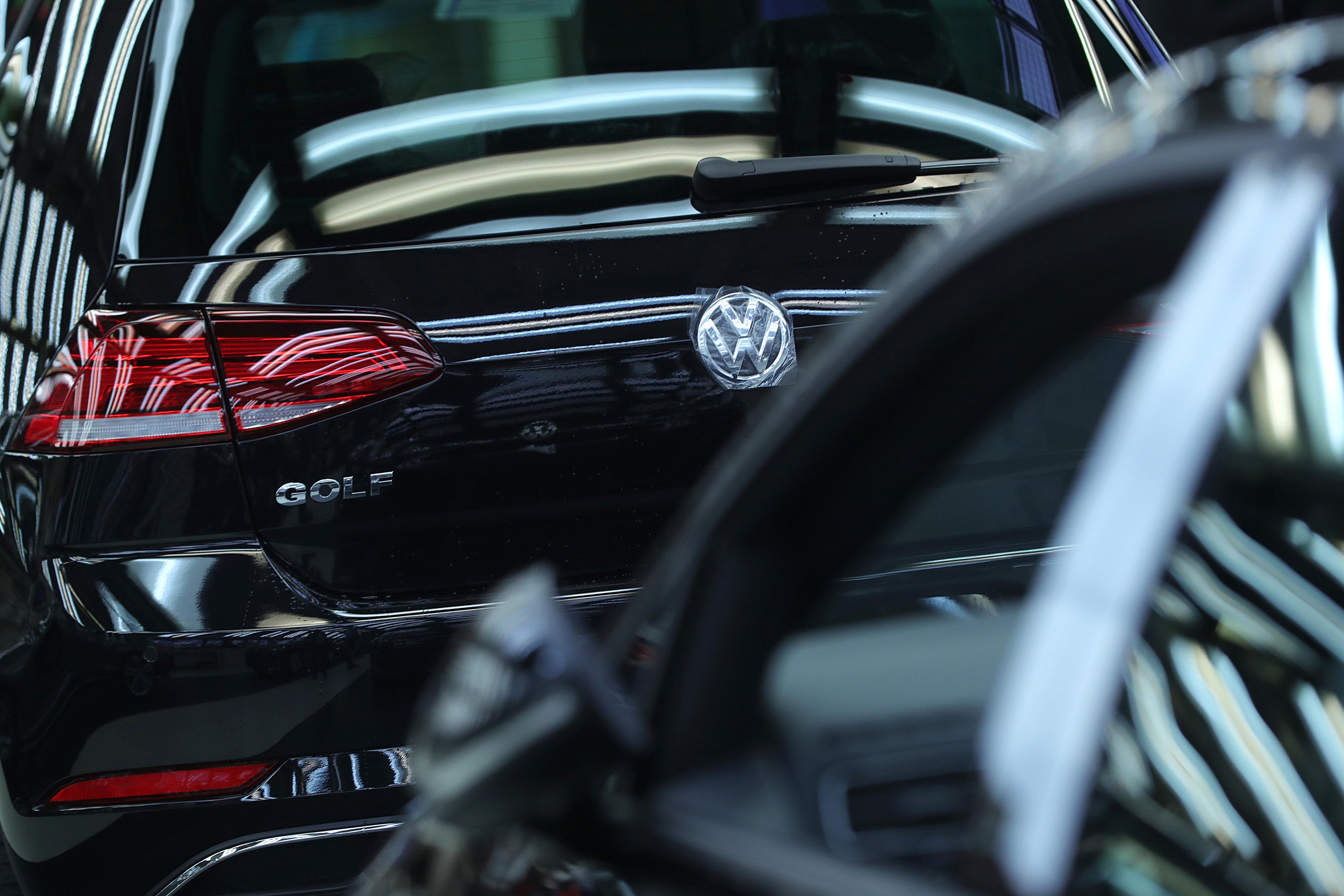 File: Global Carmakers Brace For Tariff Whiplash