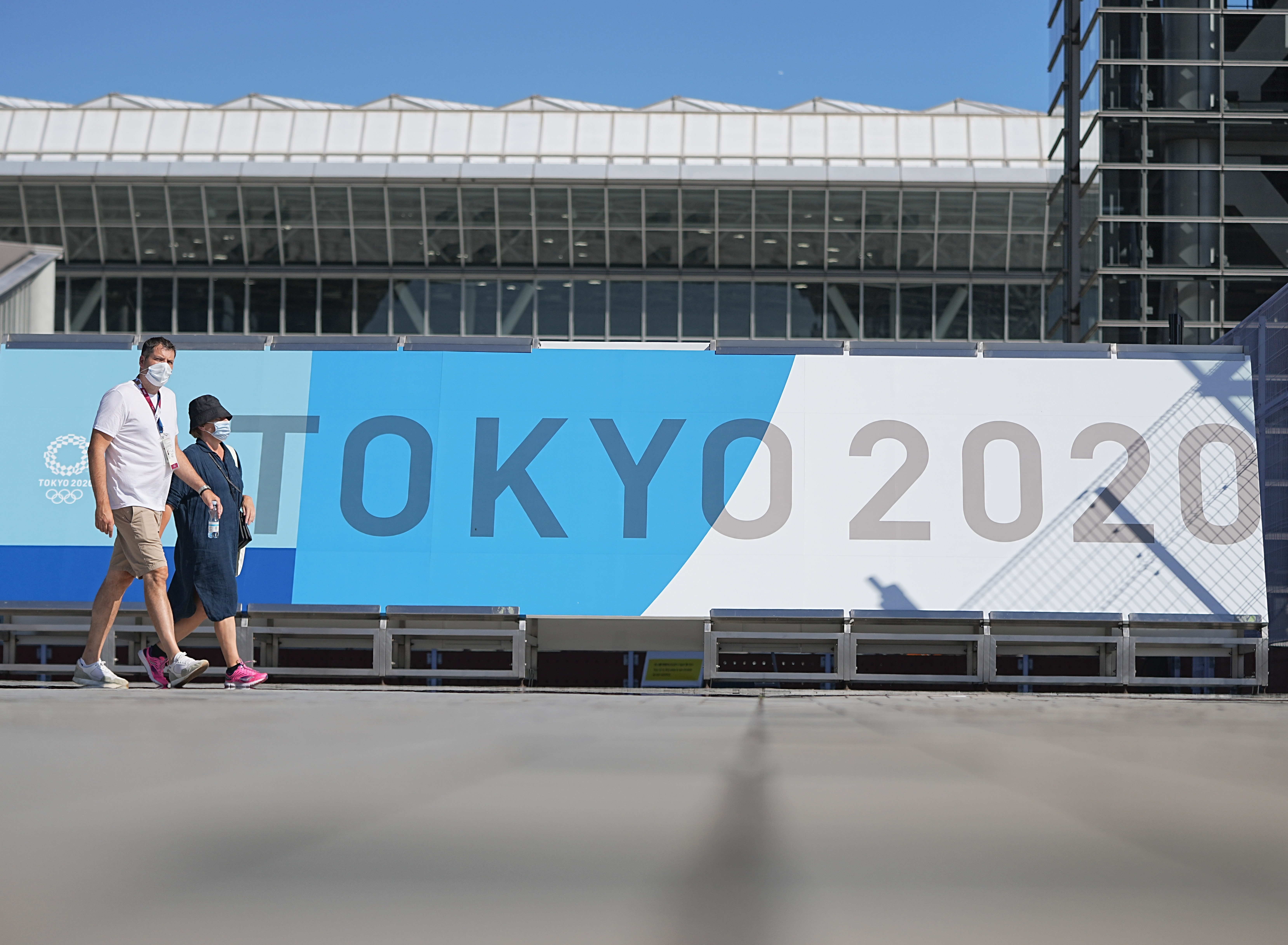 Before the Tokyo Olympics