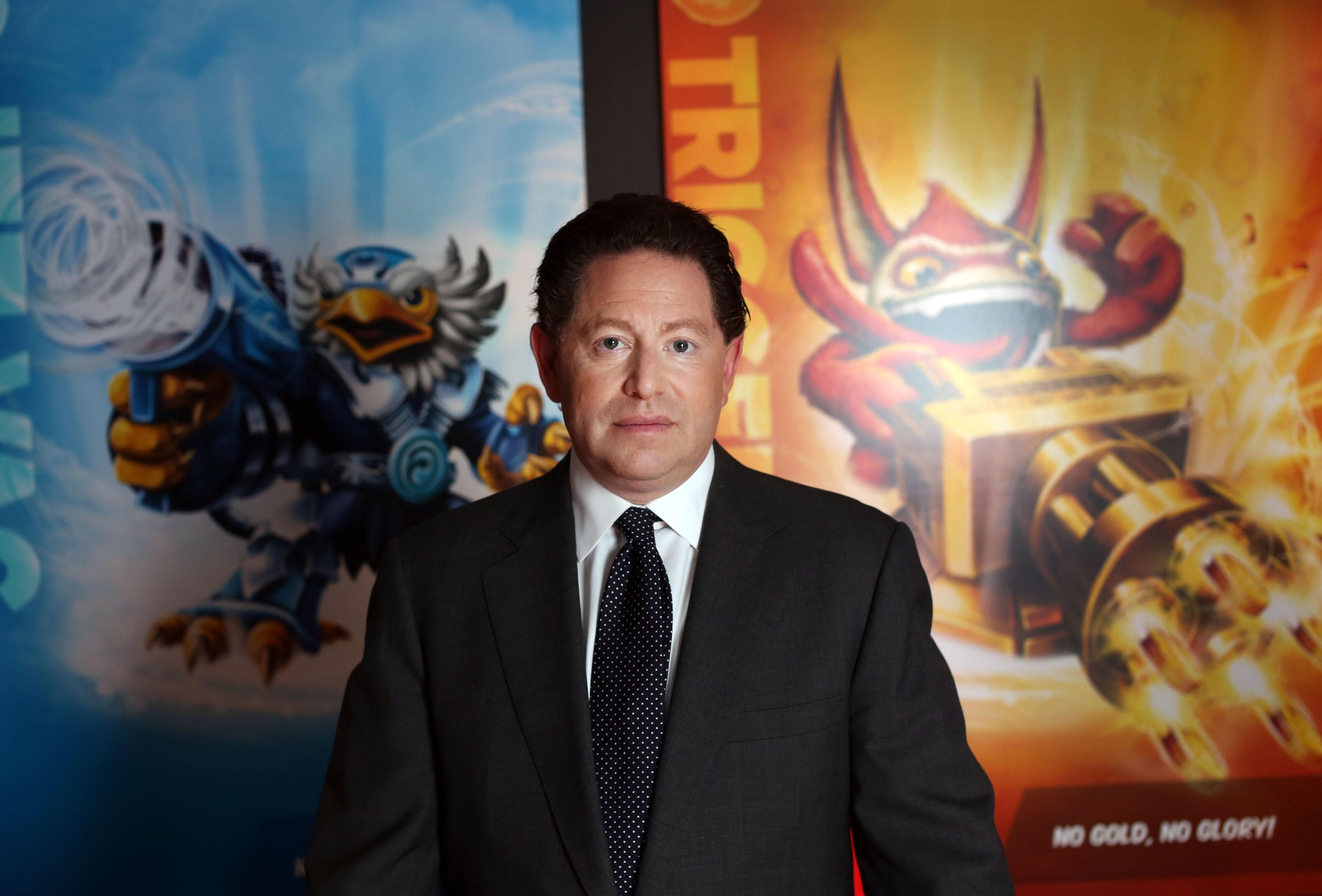Activision Blizzard CEO Robert Kotick