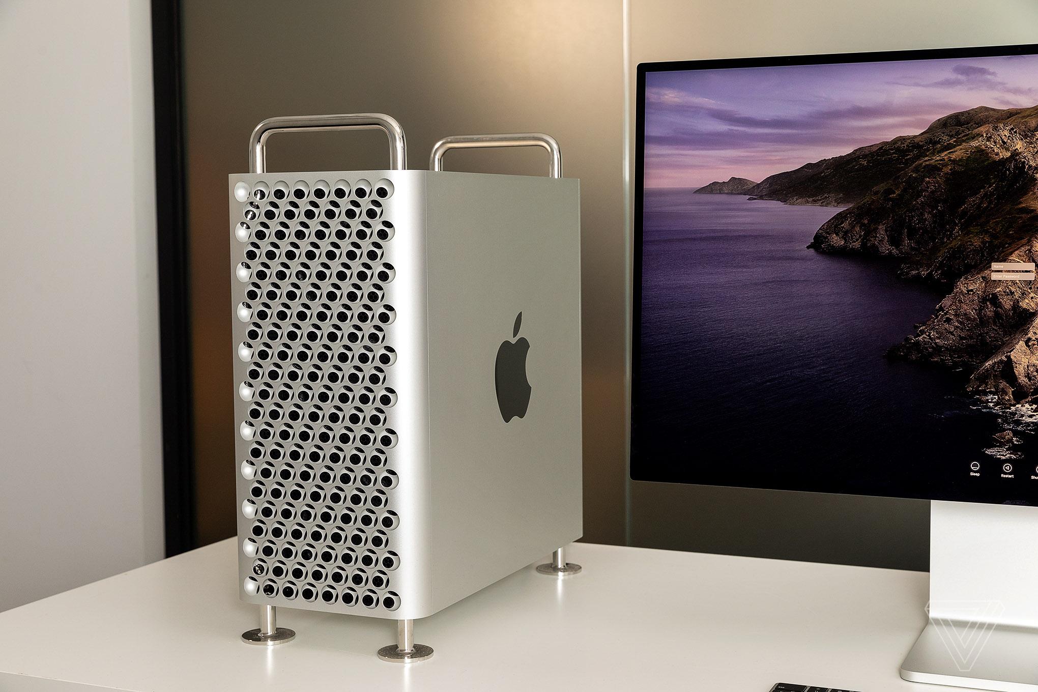 The Mac Pro