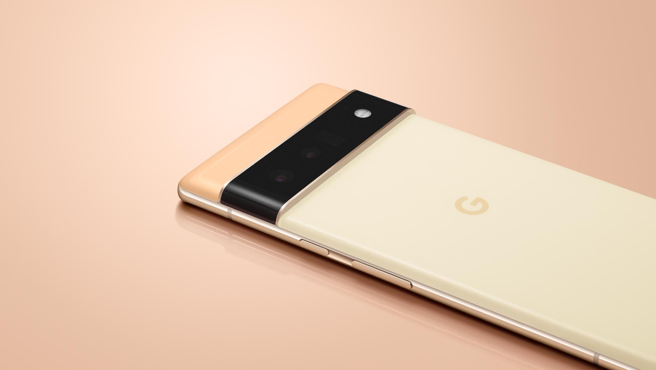 The Google Pixel 6 Pro