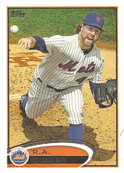 Are you going to tell that face that it's too high on the Top 50 Mets list? Come on now.